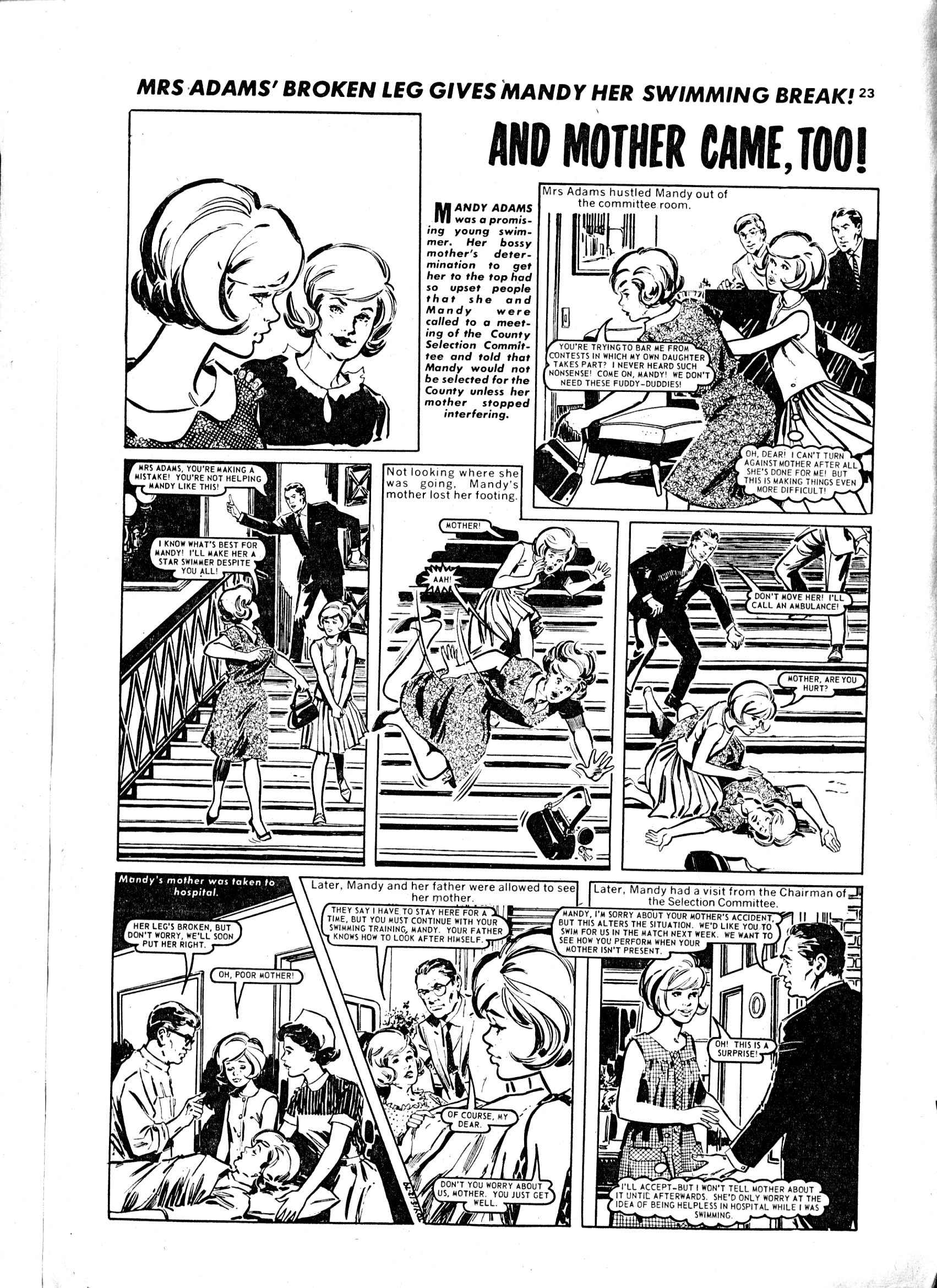 Read online Judy comic -  Issue #1040 - 23