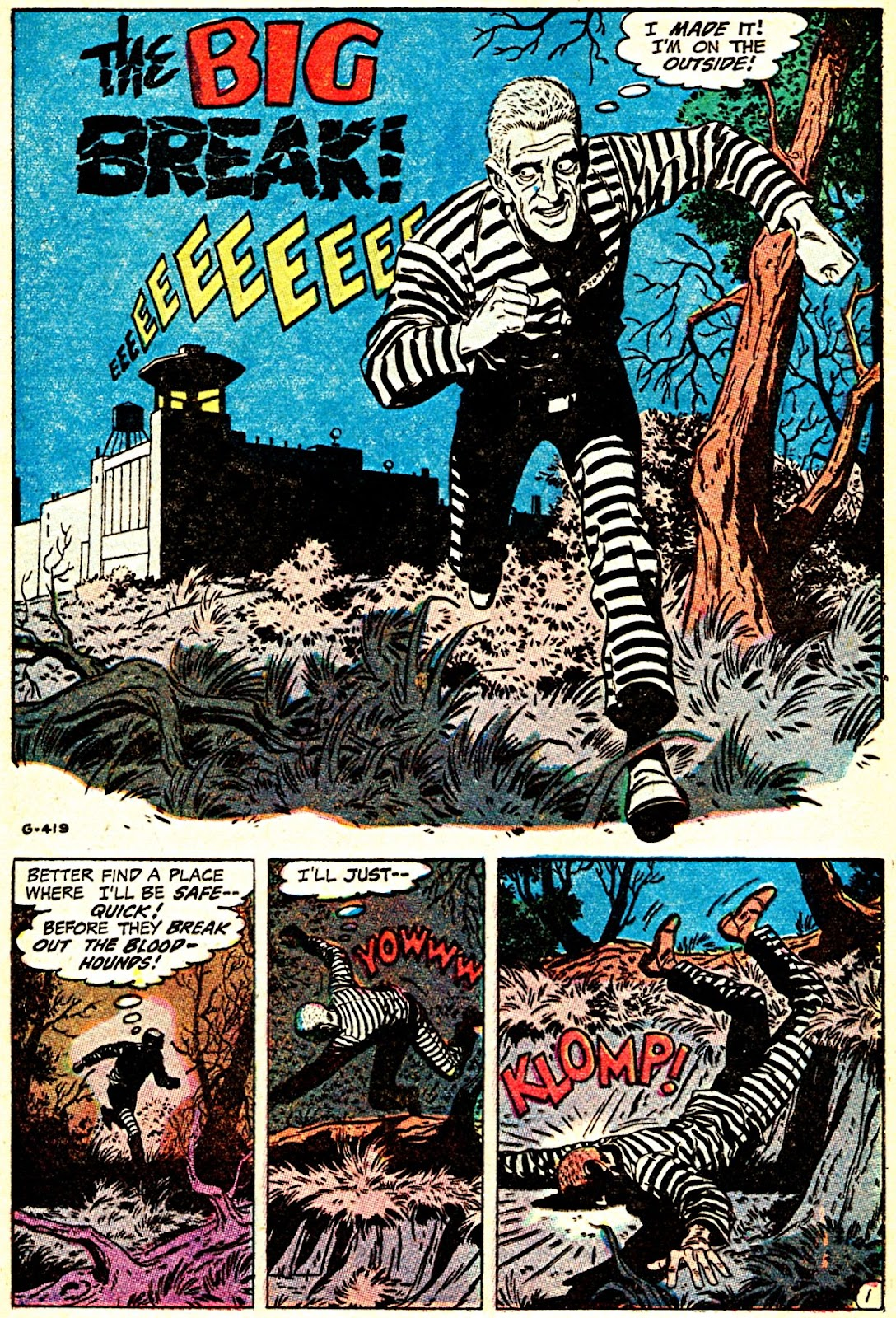 The Witching Hour (1969) issue 7 - Page 4