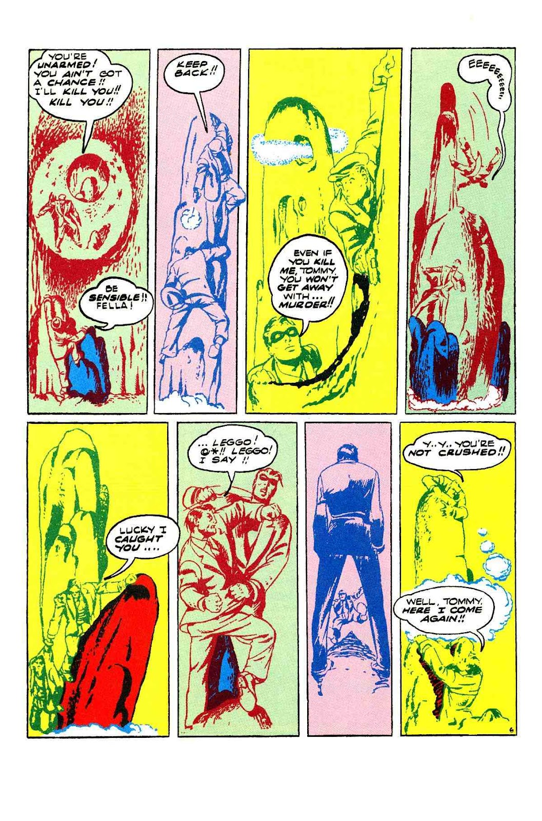 Read online Will Eisner's The Spirit Archives comic -  Issue # TPB 3 (Part 1) - 47