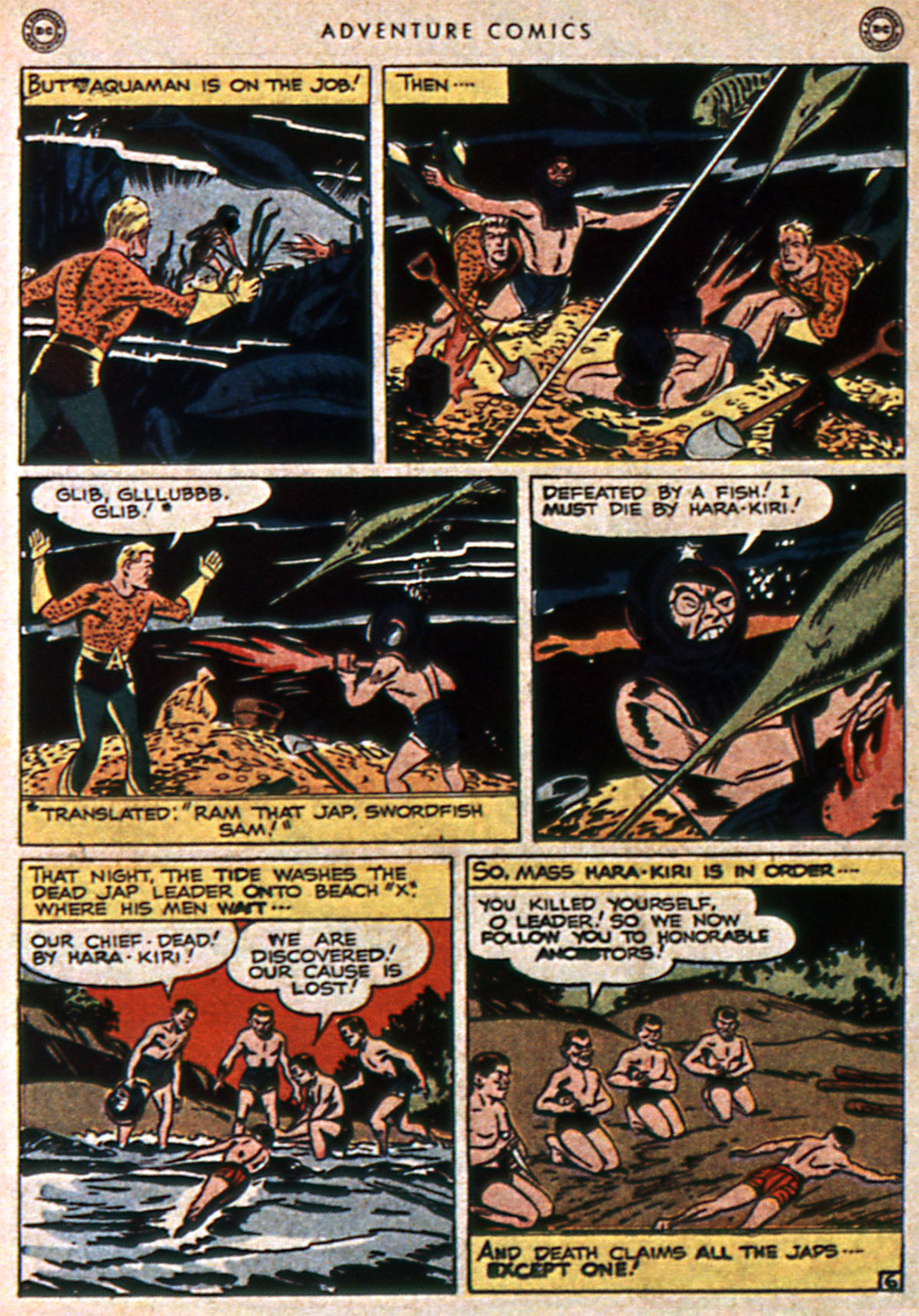 Read online Adventure Comics (1938) comic -  Issue #111 - 48