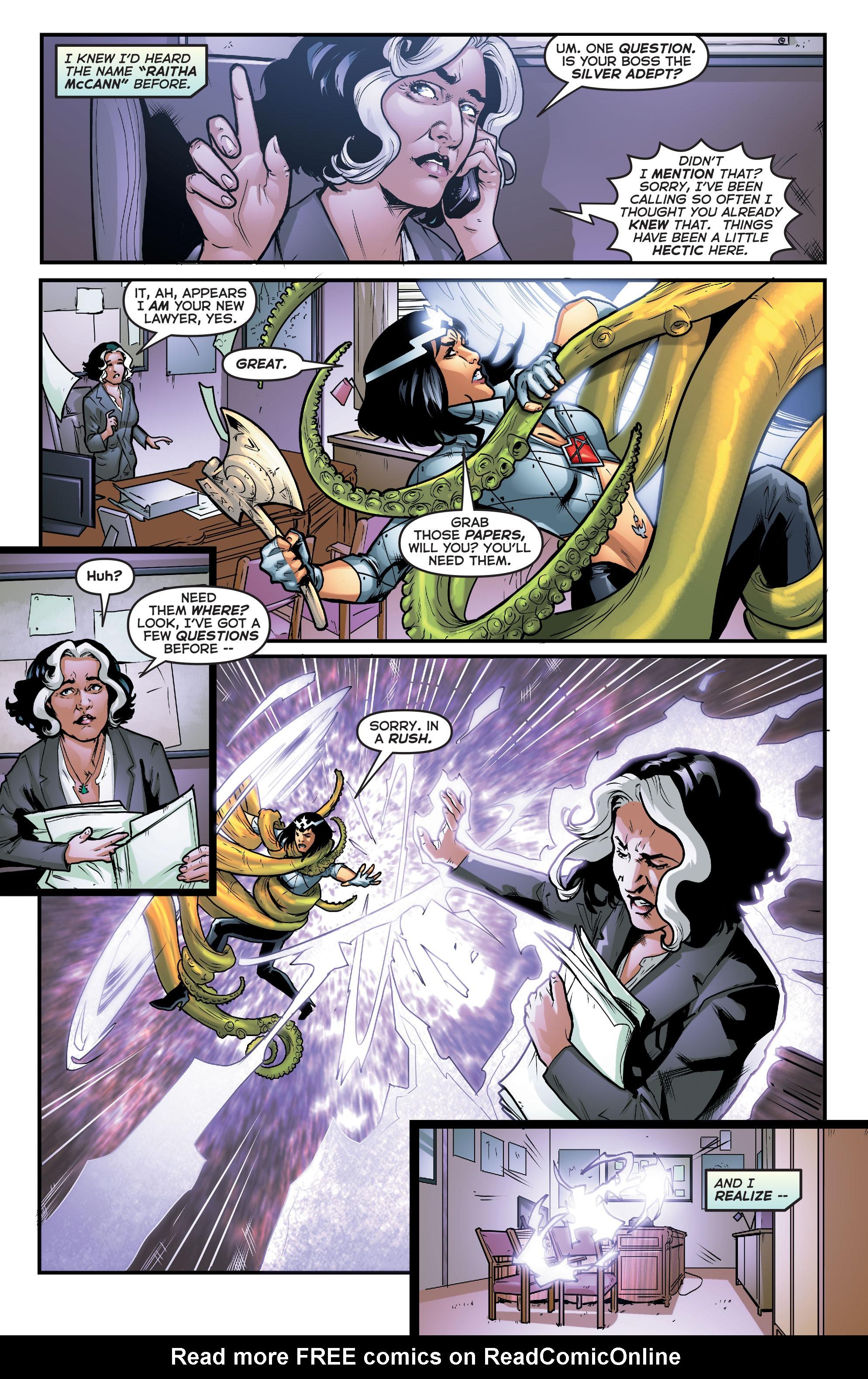 Read online Astro City comic -  Issue #40 - 8