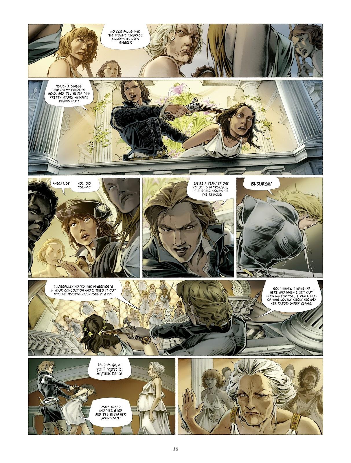 Read online Arthus Trivium comic -  Issue #4 - 20