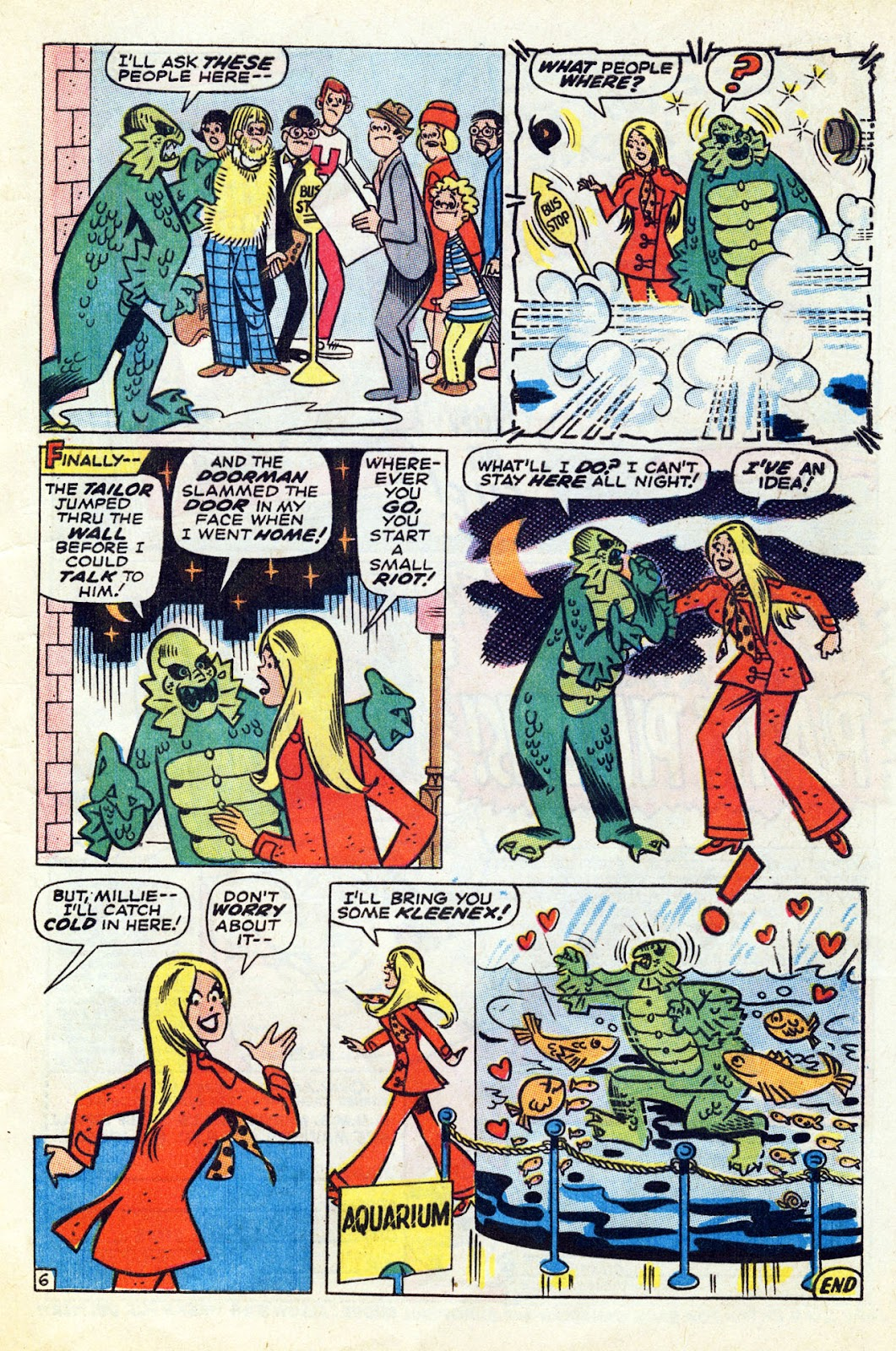 Mad About Millie issue 4 - Page 9