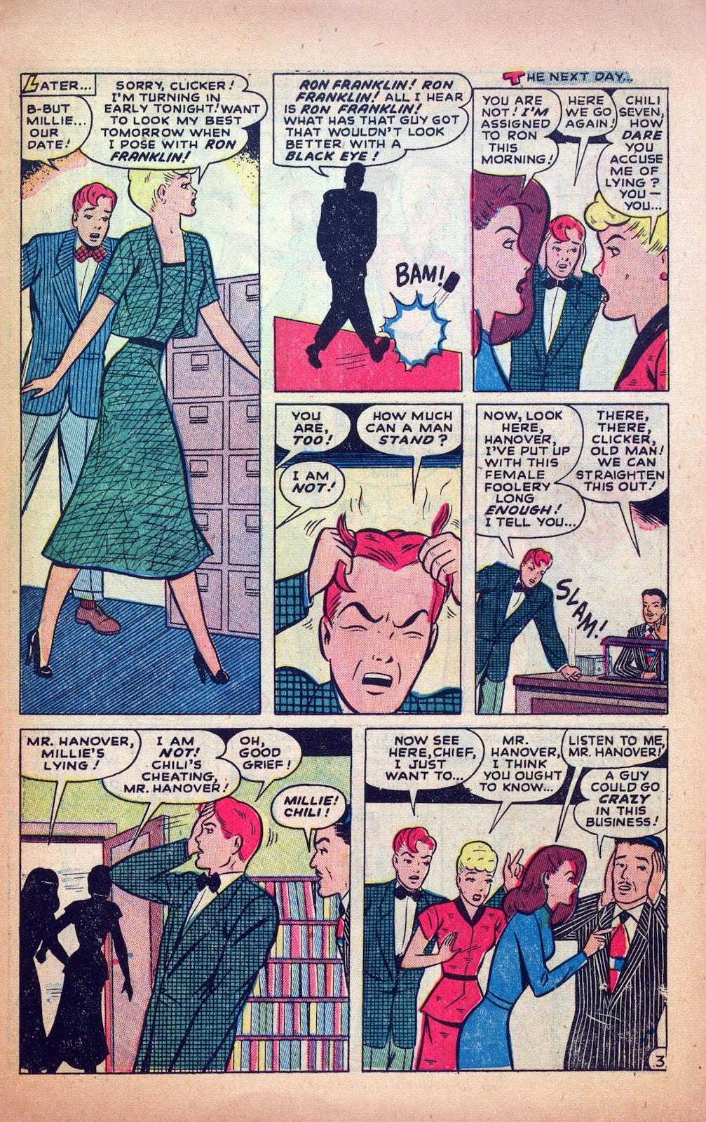 Read online Joker Comics comic -  Issue #35 - 29