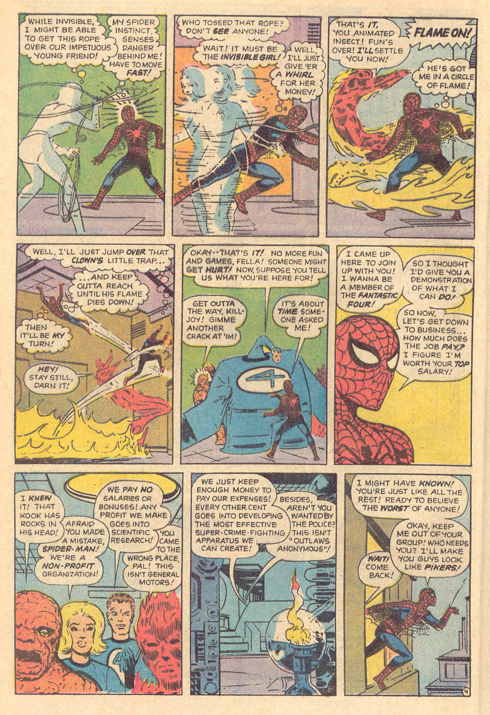 The Amazing Spider-Man (1963) _Annual_7 Page 4