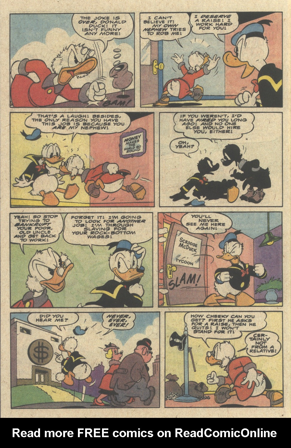 Read online Uncle Scrooge (1953) comic -  Issue #240 - 24