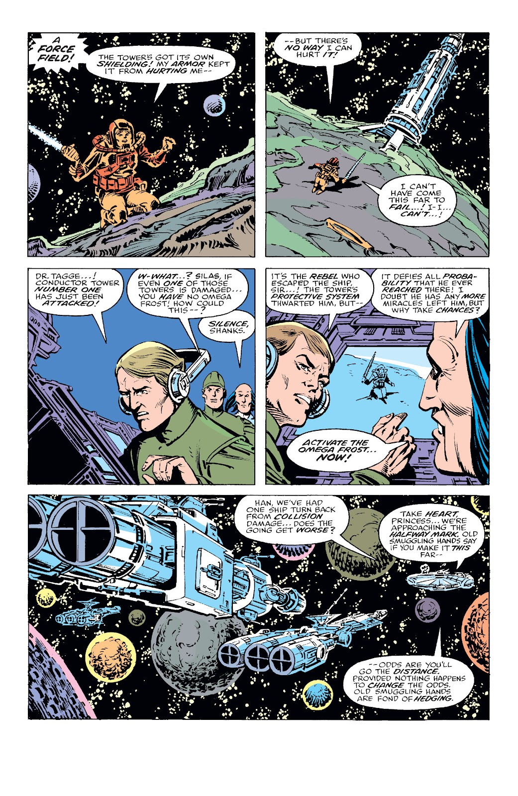Read online Star Wars Legends: The Original Marvel Years - Epic Collection comic -  Issue # TPB 2 (Part 2) - 96
