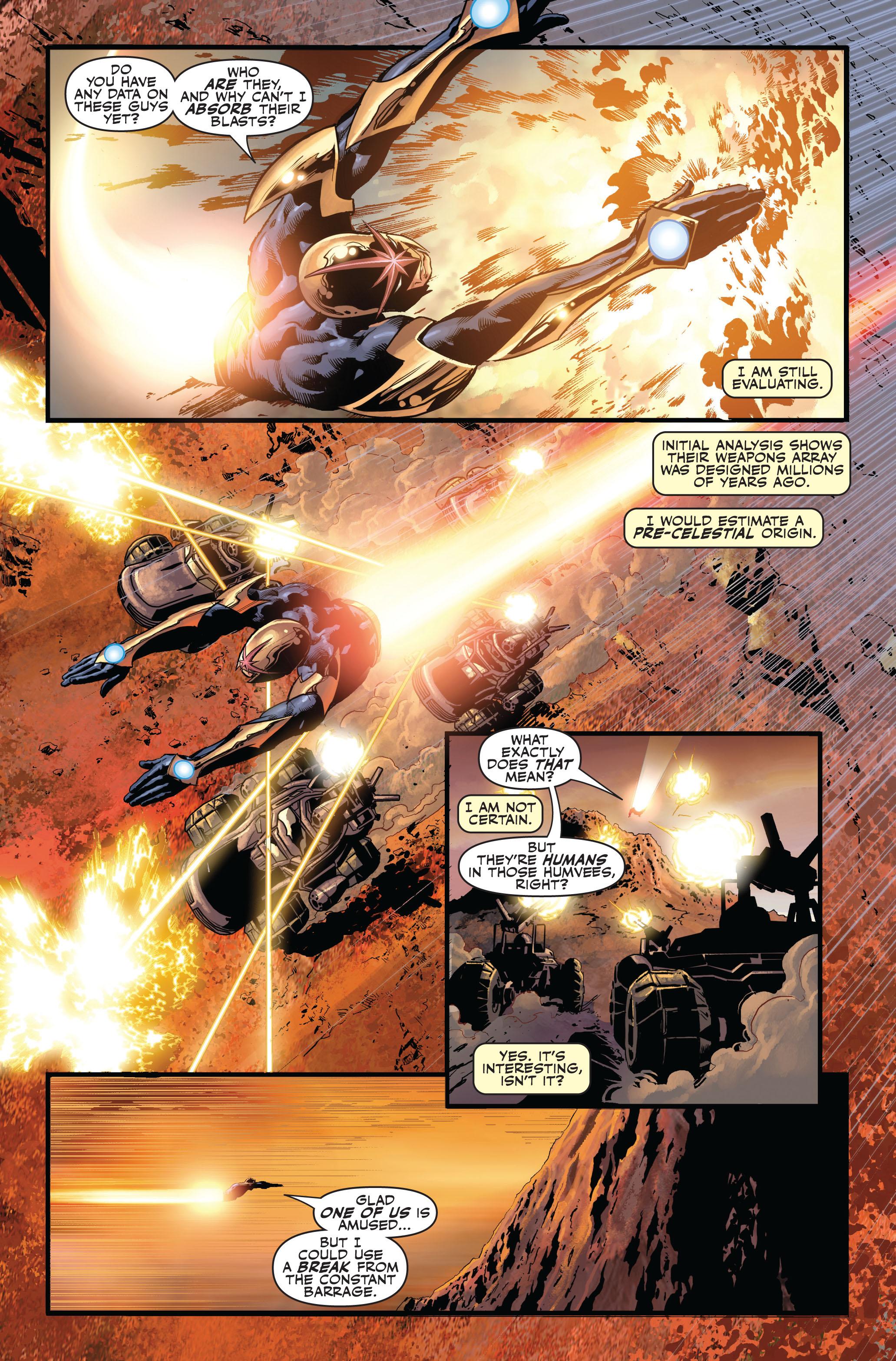 Read online Secret Avengers (2010) comic -  Issue #1 - 24