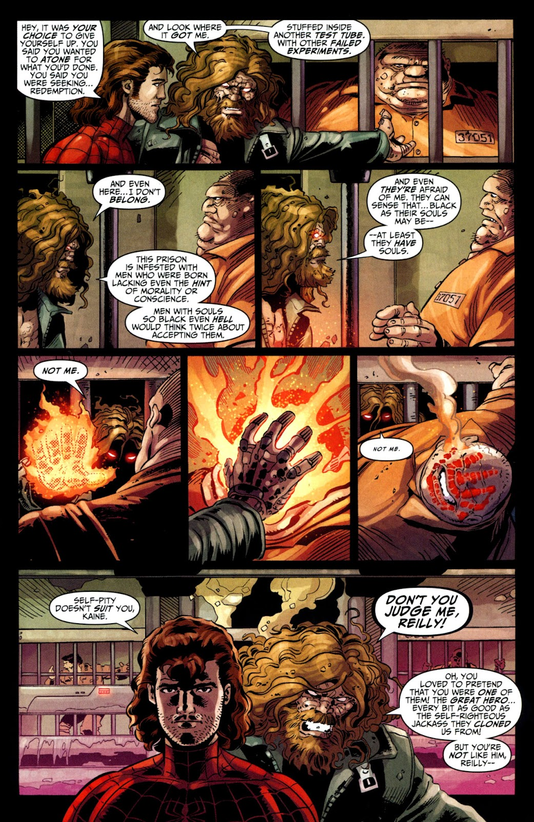 Web of Spider-Man (2009) Issue #1 #1 - English 10