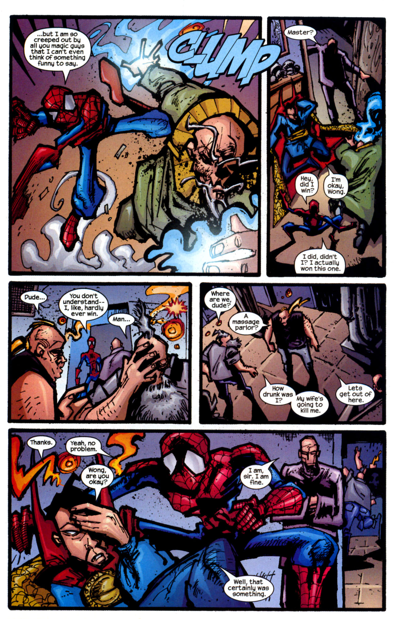 Read online Ultimate Marvel Team-Up comic -  Issue #13 - 31
