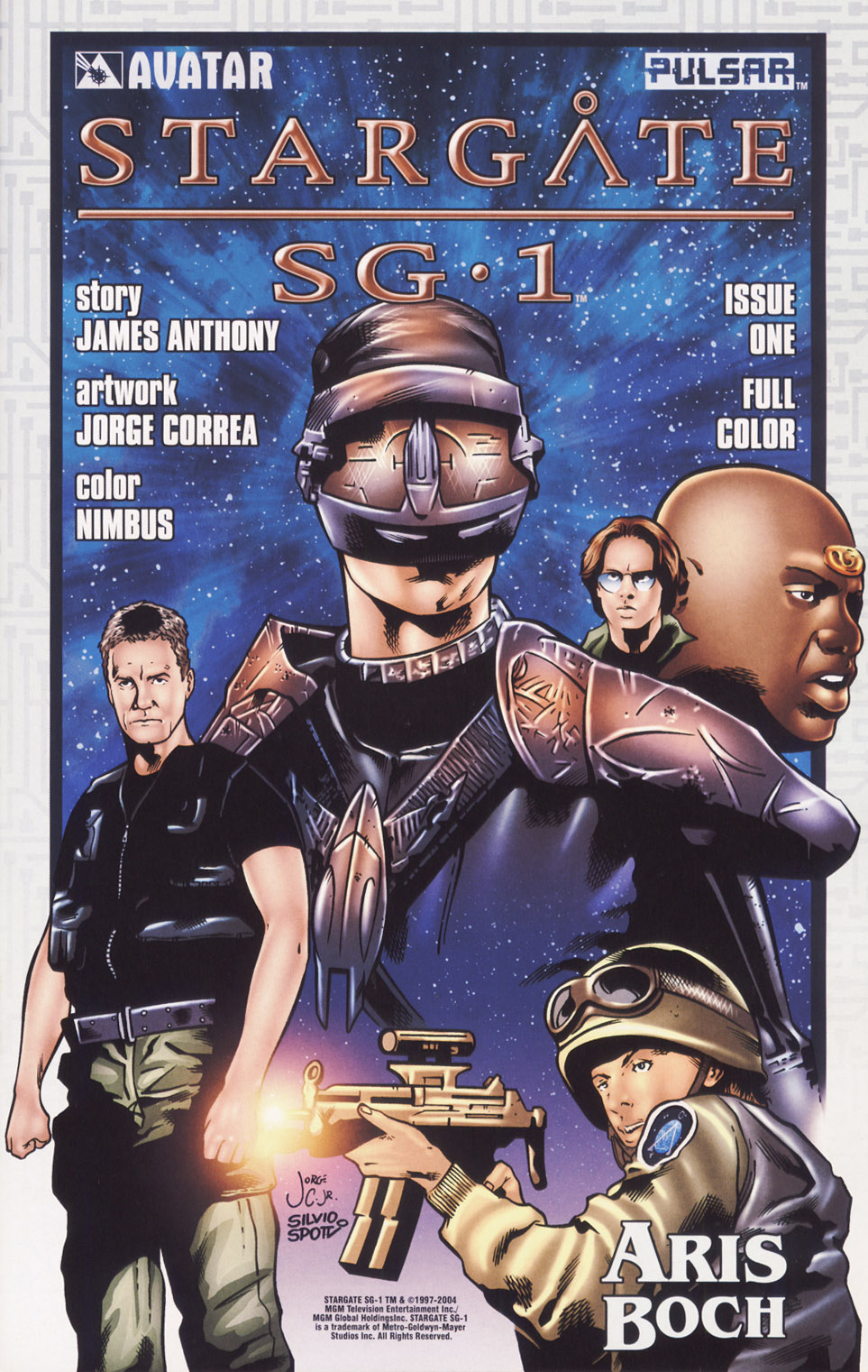 Read online Stargate SG-1: Fall of Rome comic -  Issue #2 - 25