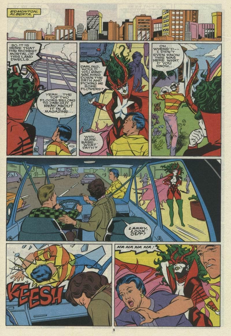 Read online Alpha Flight (1983) comic -  Issue #68 - 11