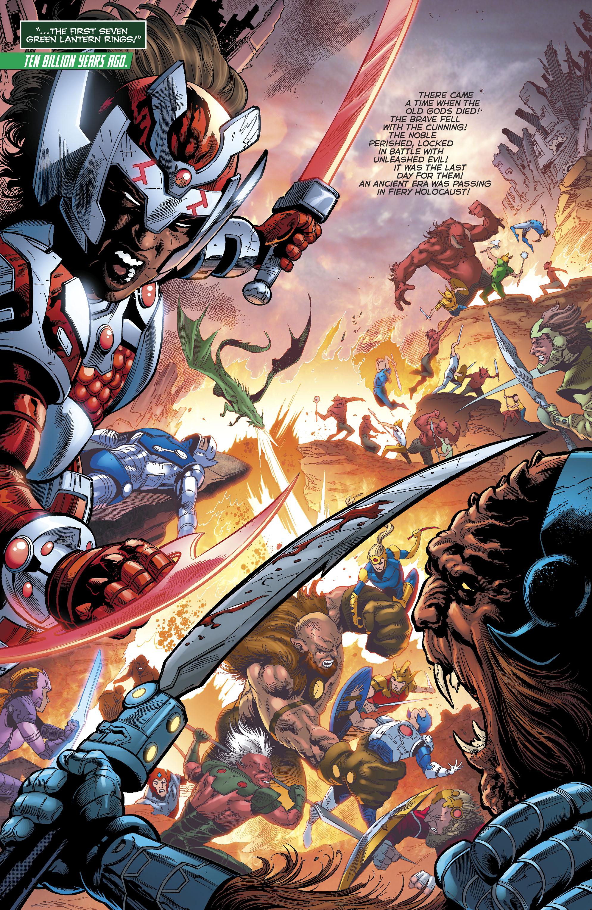 Read online Green Lanterns comic -  Issue #23 - 11