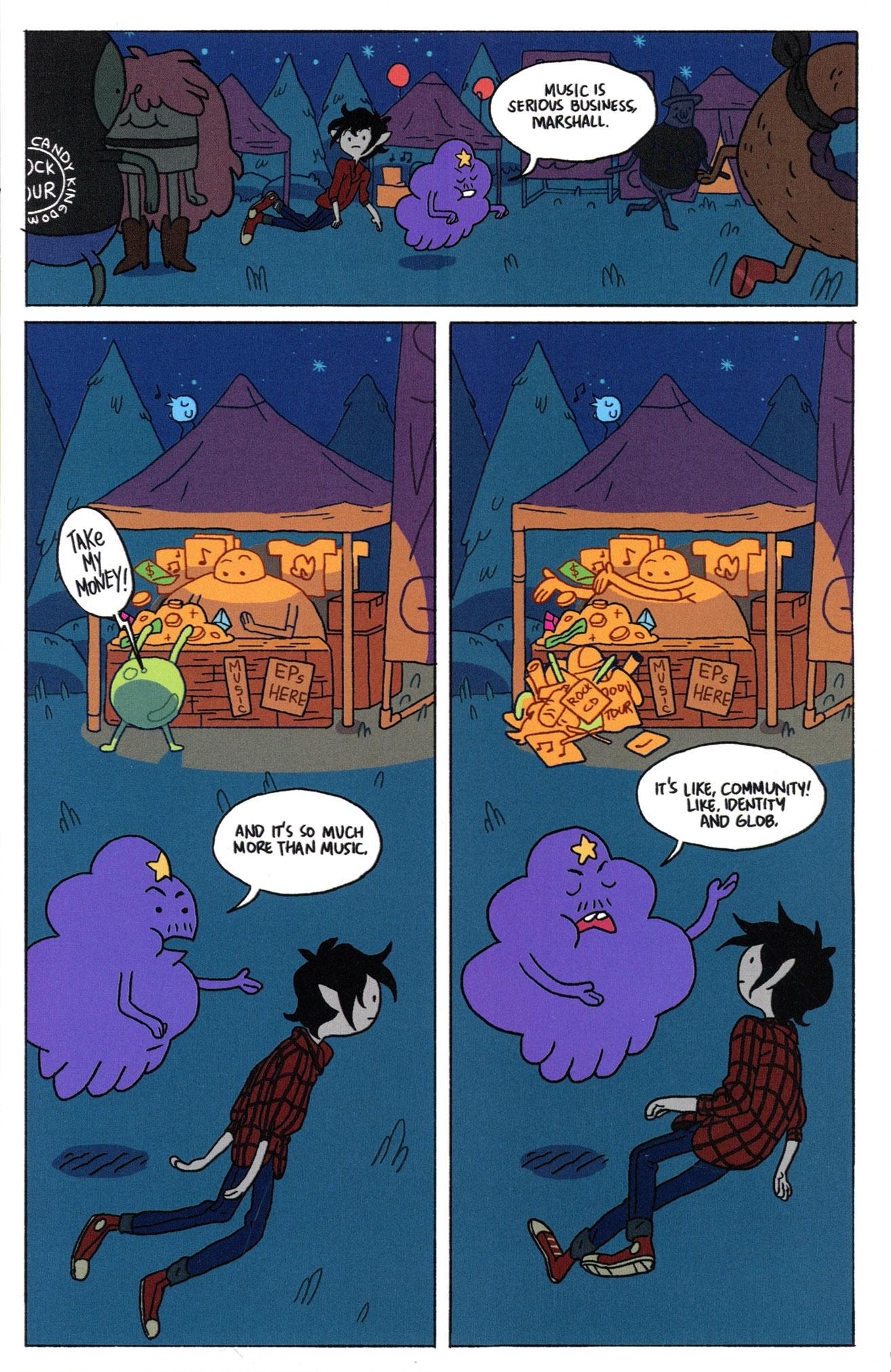 Read online Adventure Time Comics comic -  Issue #8 - 7