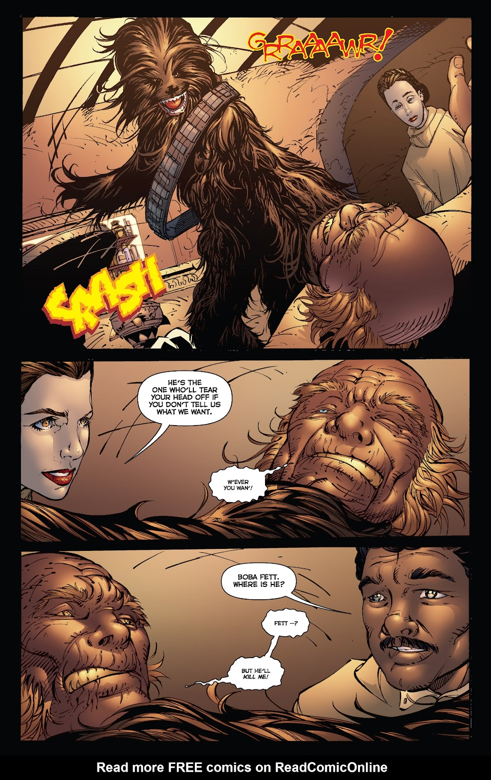 Read online Star Wars Legends: Infinities - Epic Collection comic -  Issue # TPB (Part 3) - 23
