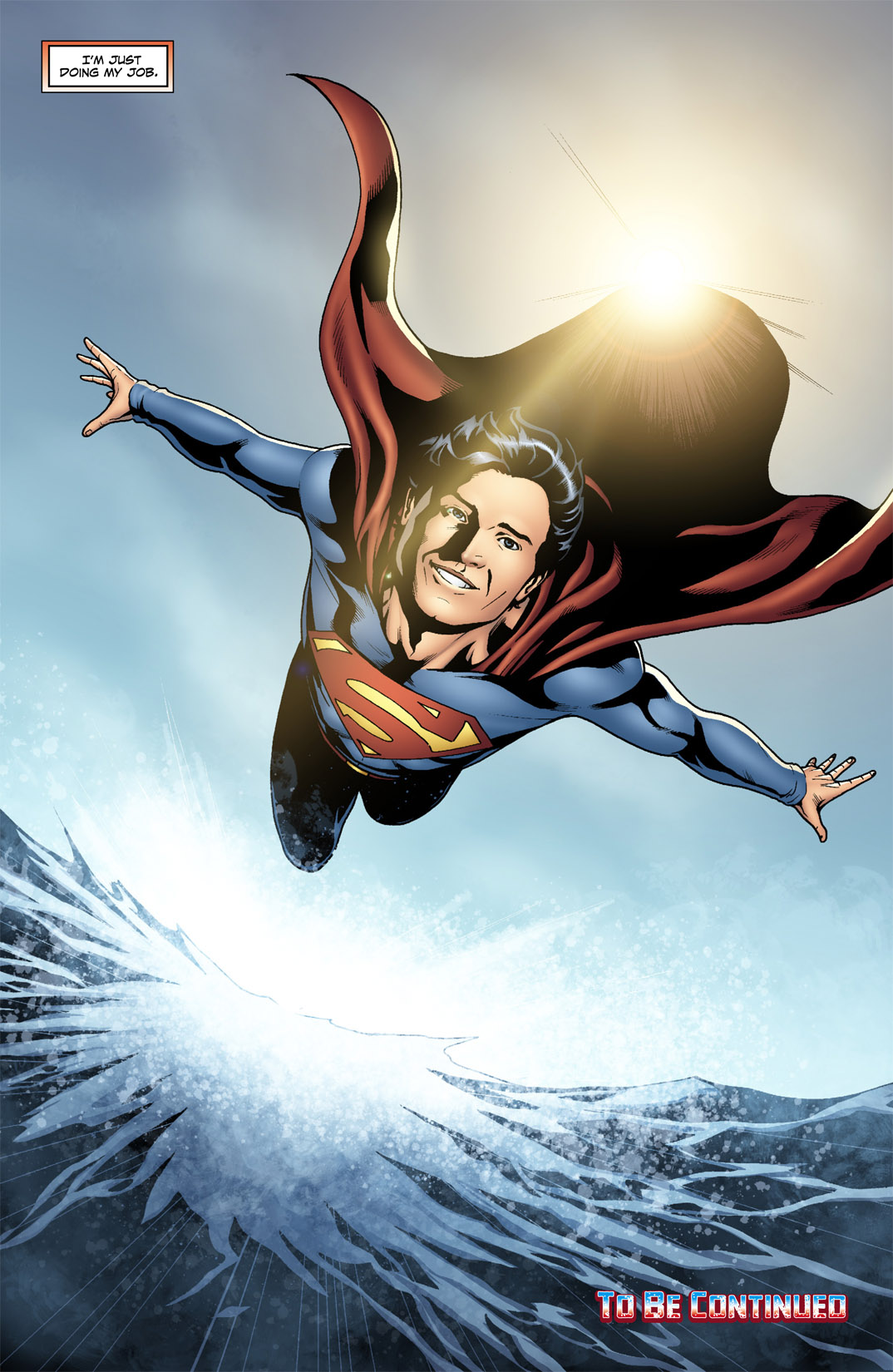 Read online Smallville: Season 11 comic -  Issue #1 - 22
