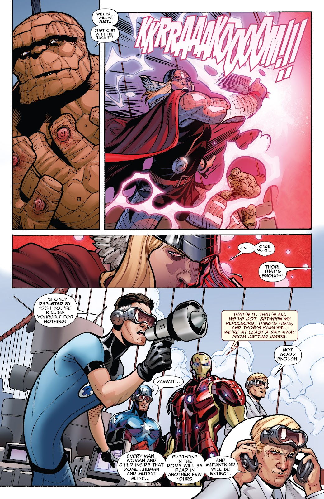 Read online X-Men: Second Coming comic -  Issue # _TPB (Part 3) - 50