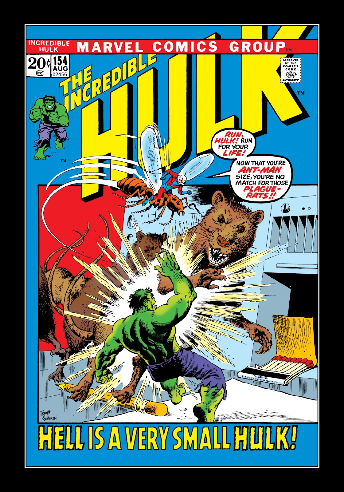 Read online Marvel Masterworks: The Incredible Hulk comic -  Issue # TPB 8 (Part 3) - 18