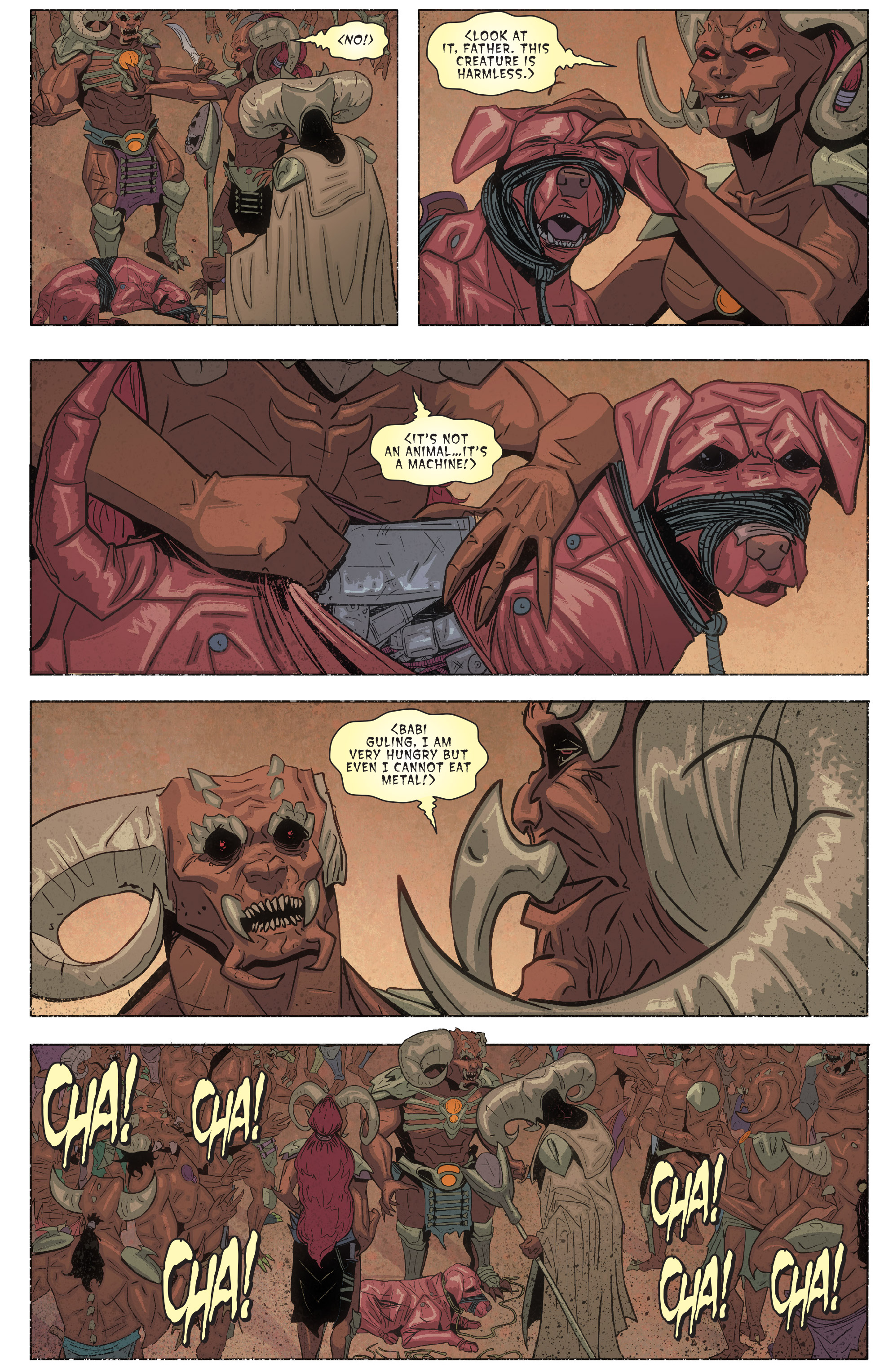 Read online Red Dog comic -  Issue #4 - 15