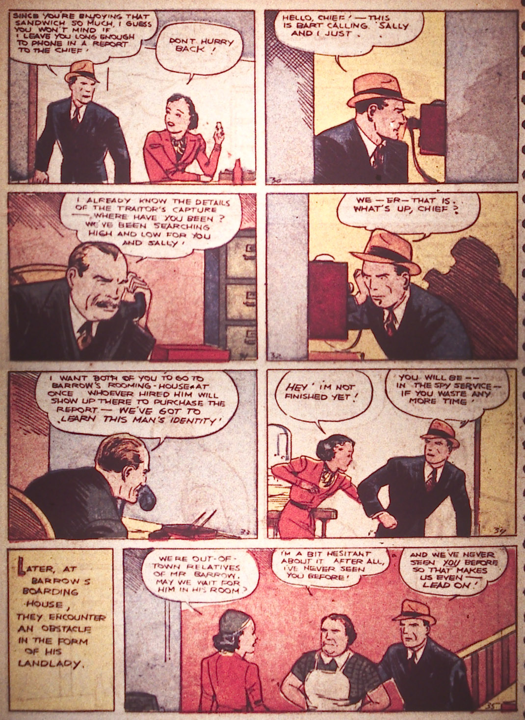 Read online Detective Comics (1937) comic -  Issue #16 - 40
