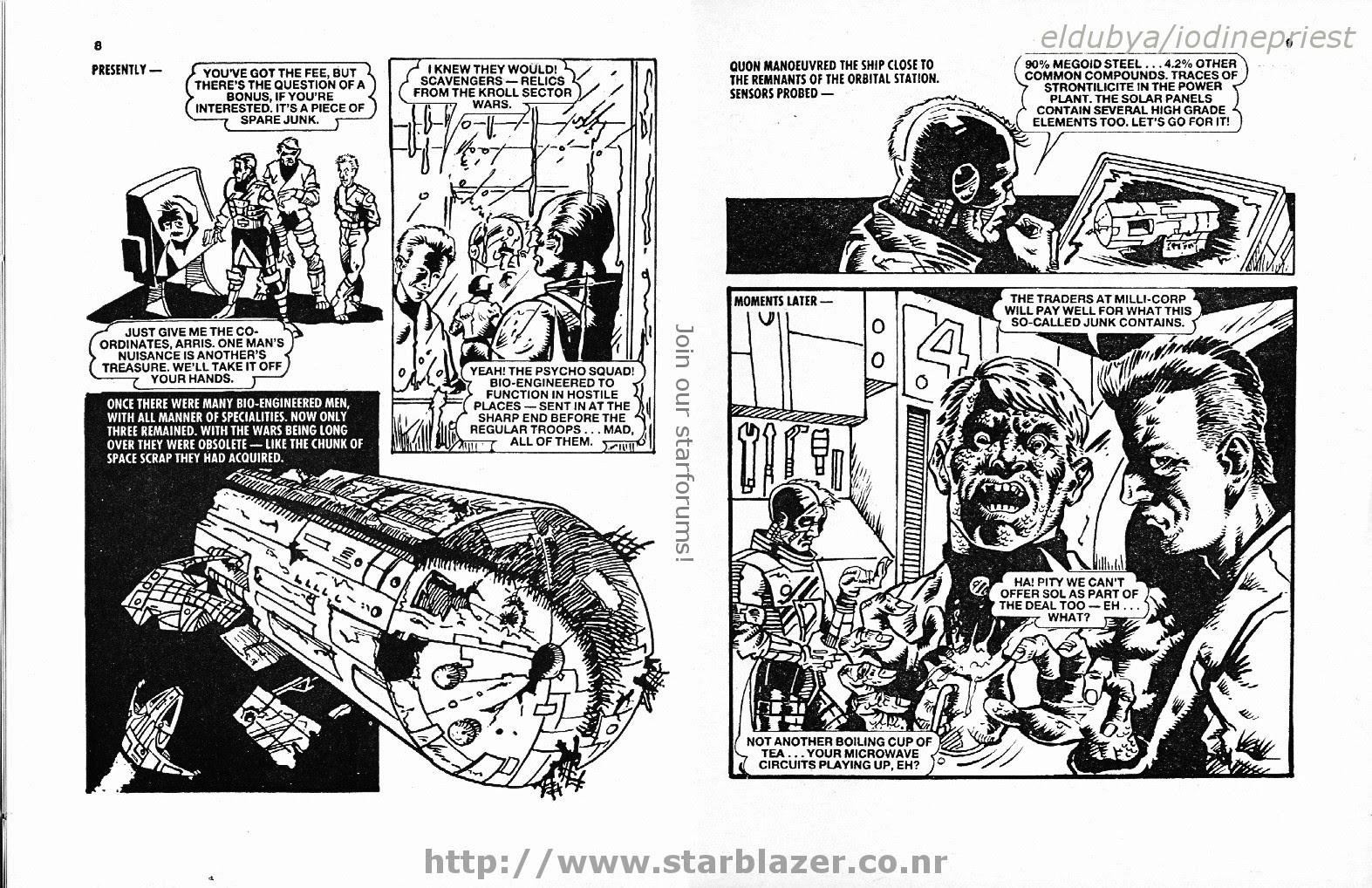 Starblazer issue 242 - Page 6