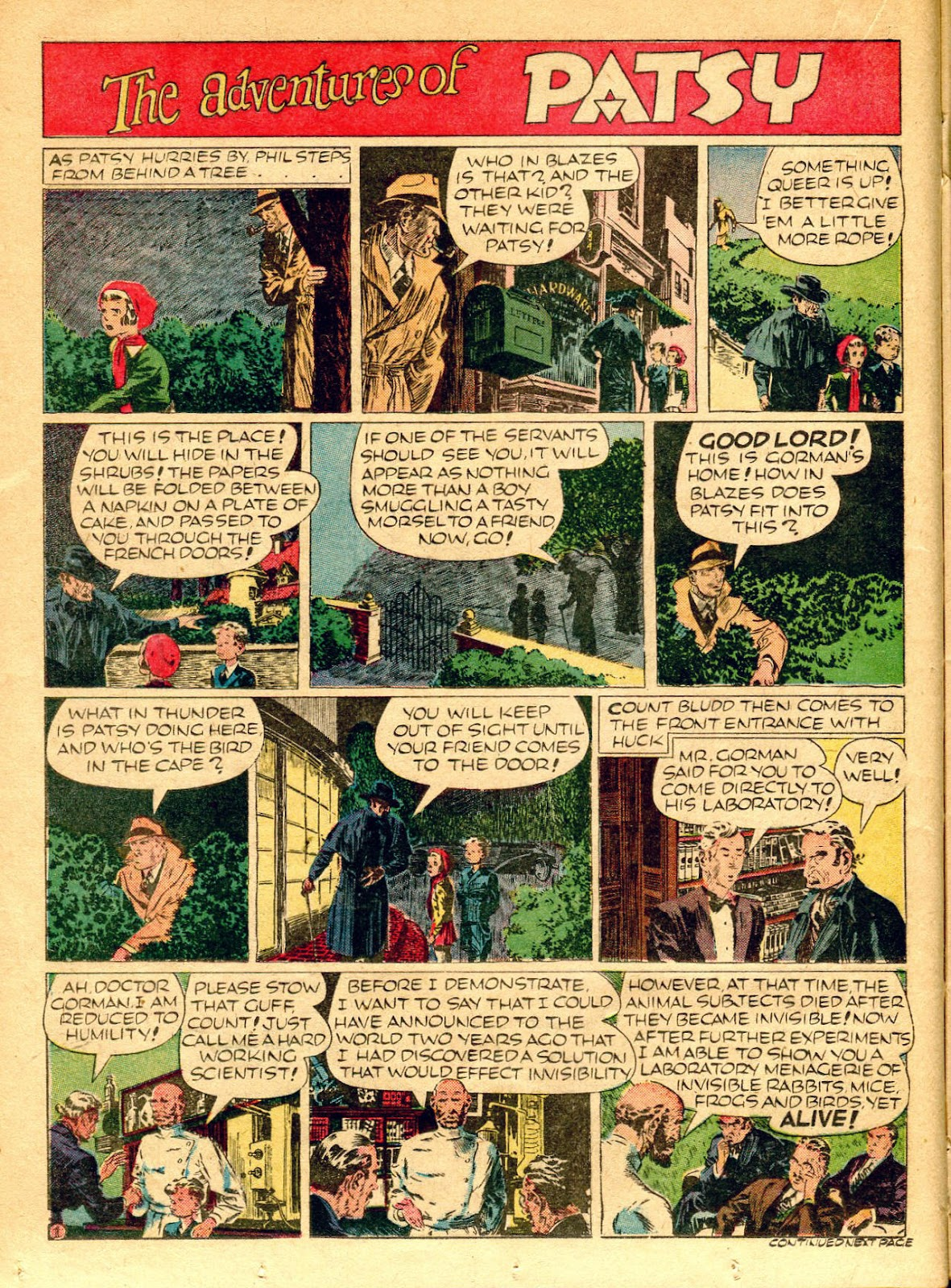 Read online Famous Funnies comic -  Issue #62 - 31