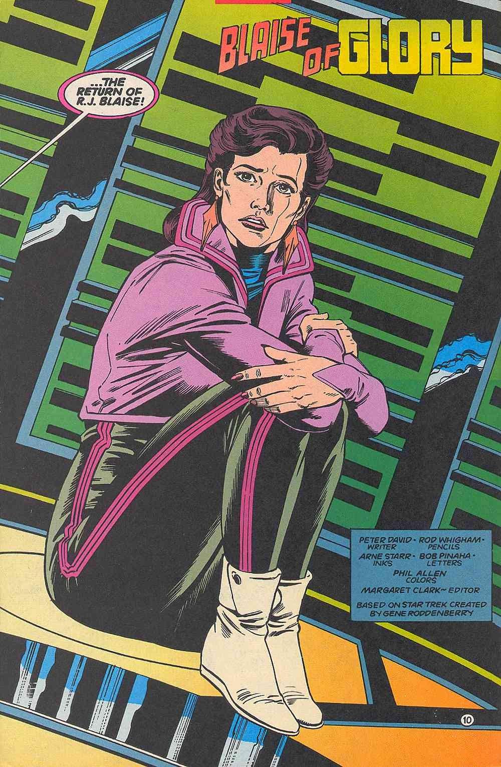 Read online Star Trek (1989) comic -  Issue # _Special 1 - 14