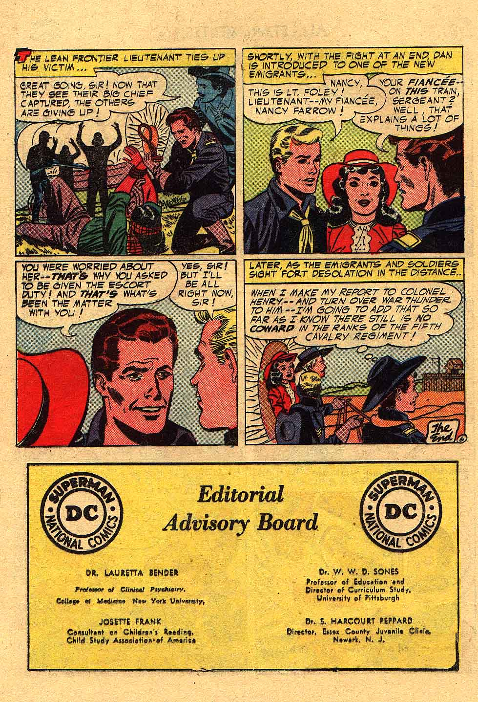 Read online All-Star Western (1951) comic -  Issue #80 - 24