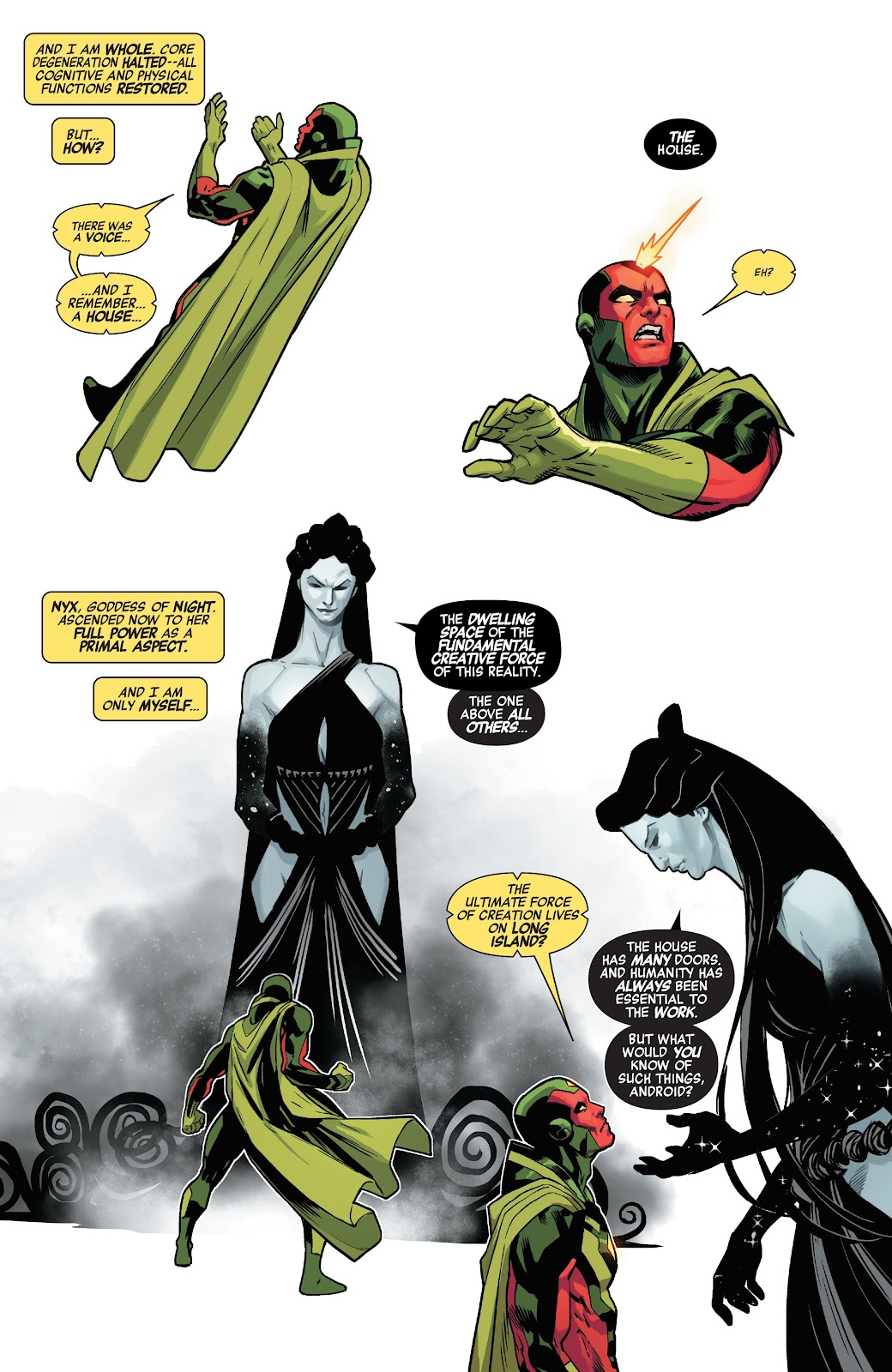 Read online Avengers No Road Home comic -  Issue #10 - 6