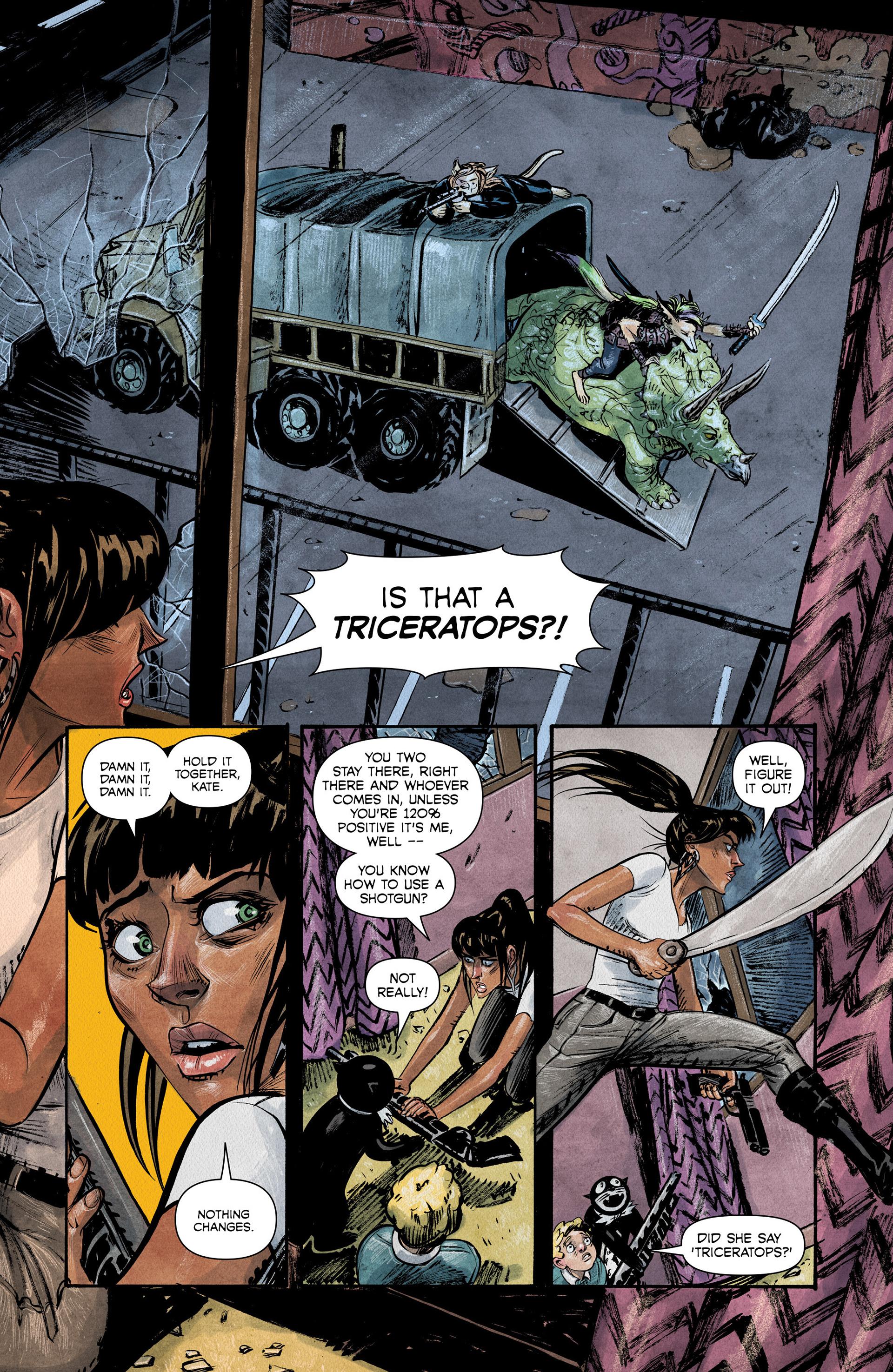 Read online Shutter comic -  Issue #6 - 10