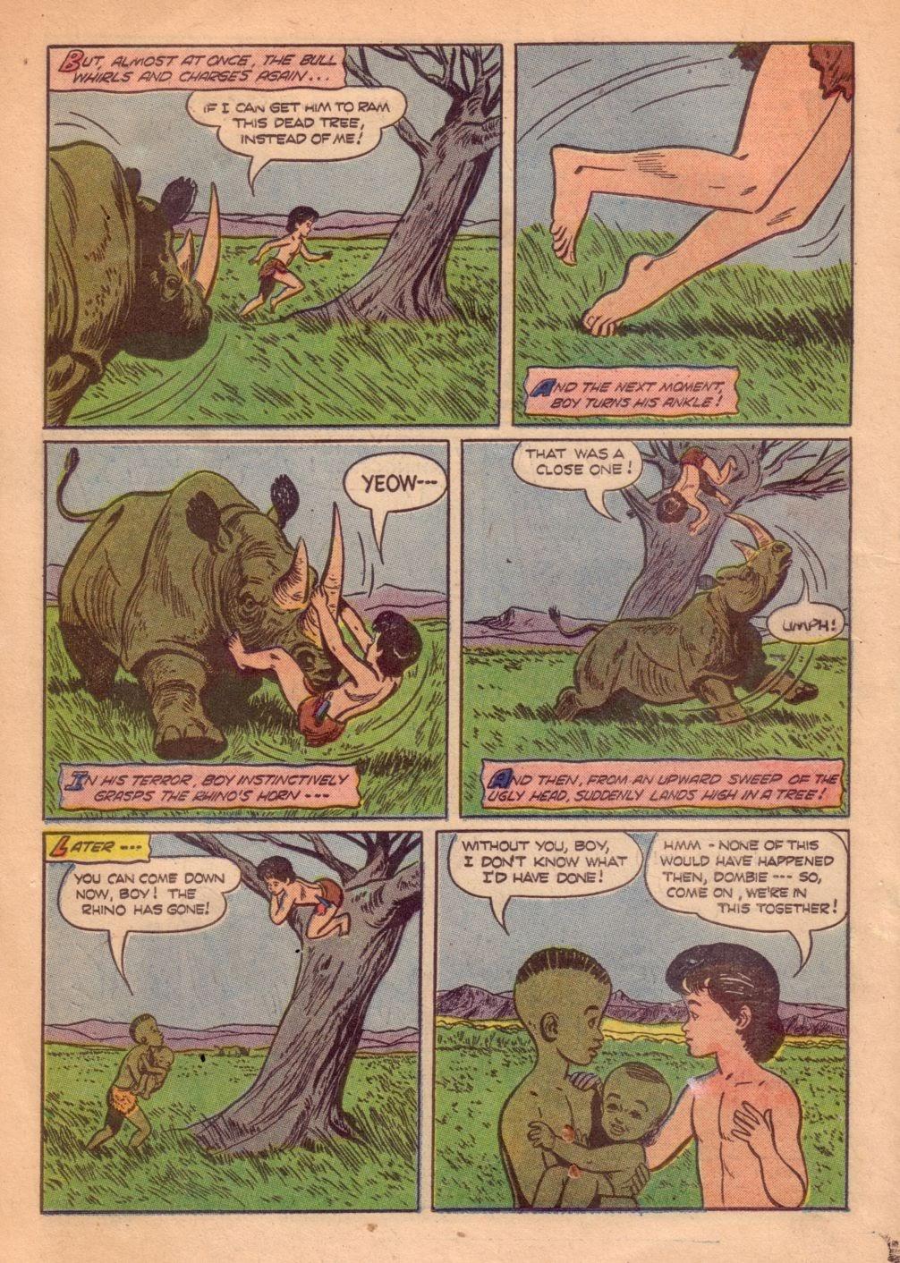 Tarzan (1948) issue 55 - Page 26