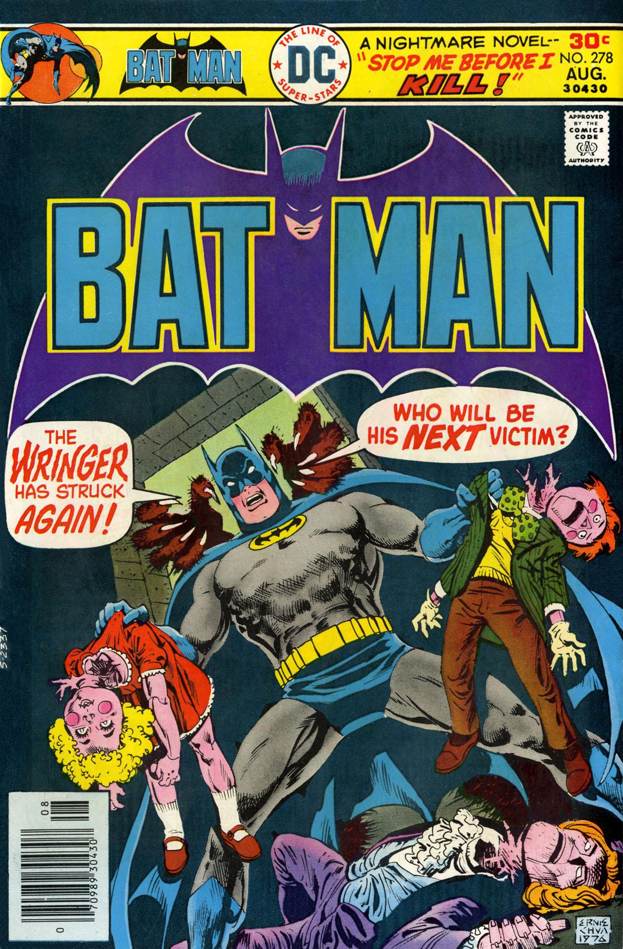 Batman (1940) 278 Page 1