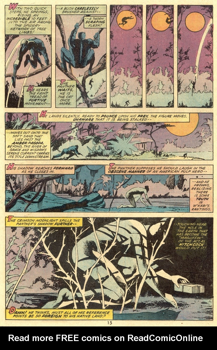 Jungle Action (1972) issue 11 - Page 16