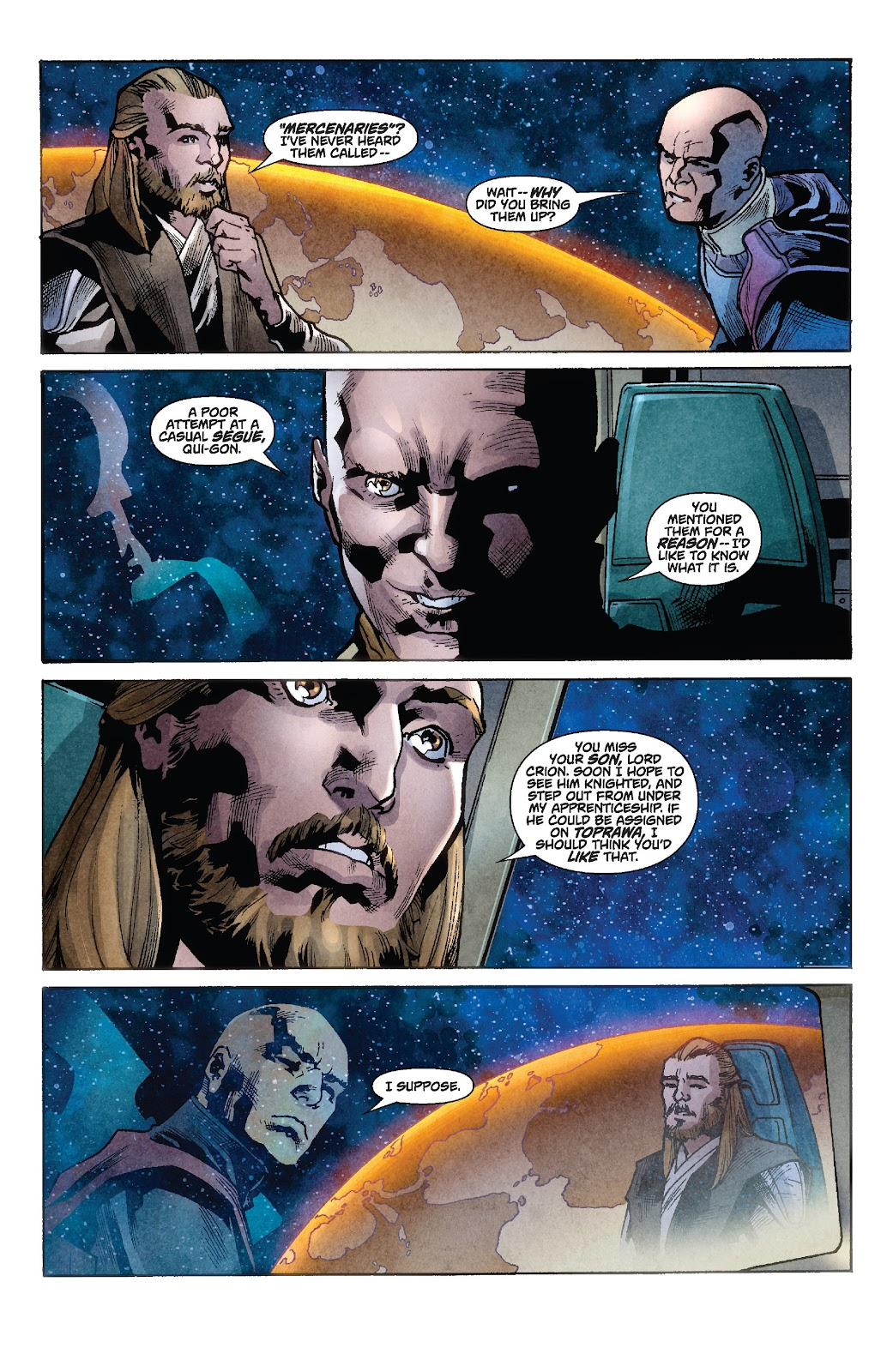 Read online Star Wars Legends: Rise of the Sith - Epic Collection comic -  Issue # TPB 1 (Part 2) - 33