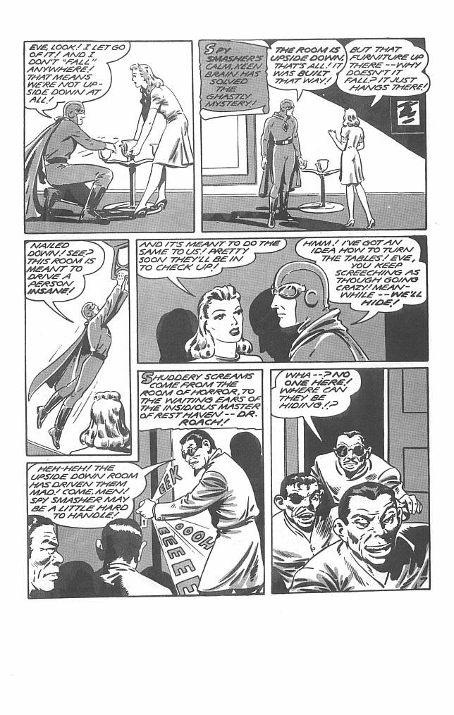Read online Men of Mystery Comics comic -  Issue #30 - 22
