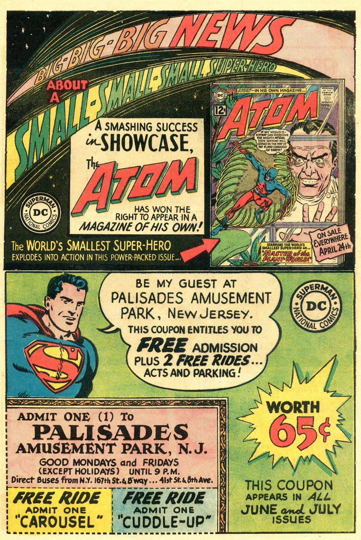 Read online Adventure Comics (1938) comic -  Issue #297 - 17