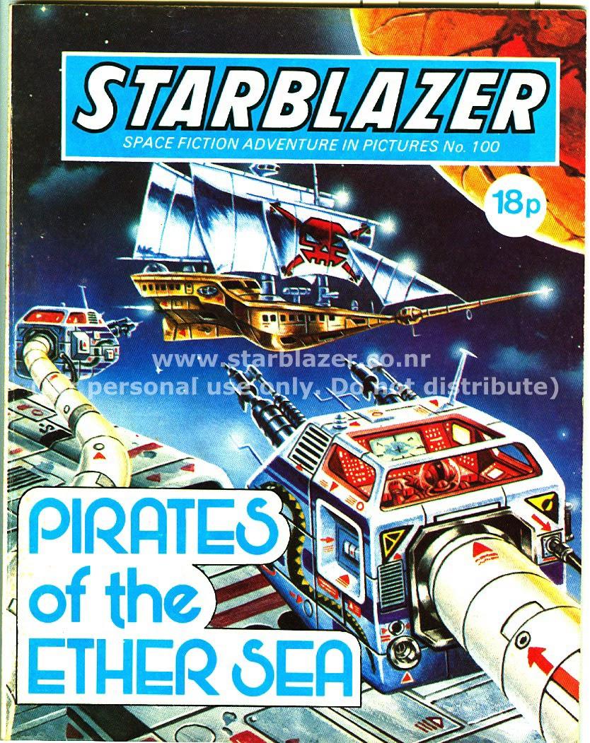 Starblazer issue 100 - Page 1