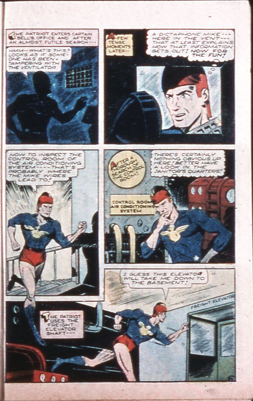 Marvel Mystery Comics (1939) issue 64 - Page 39