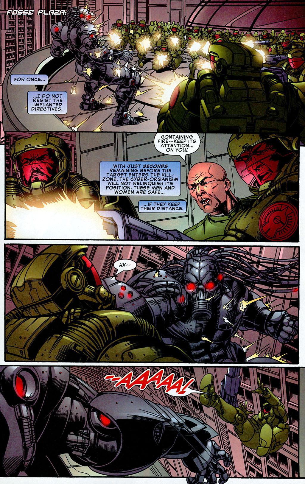 Read online Amazing Fantasy (2004) comic -  Issue #20 - 13