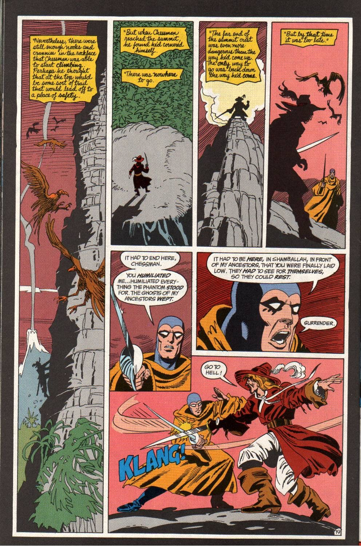 Read online The Phantom (1988) comic -  Issue #4 - 20