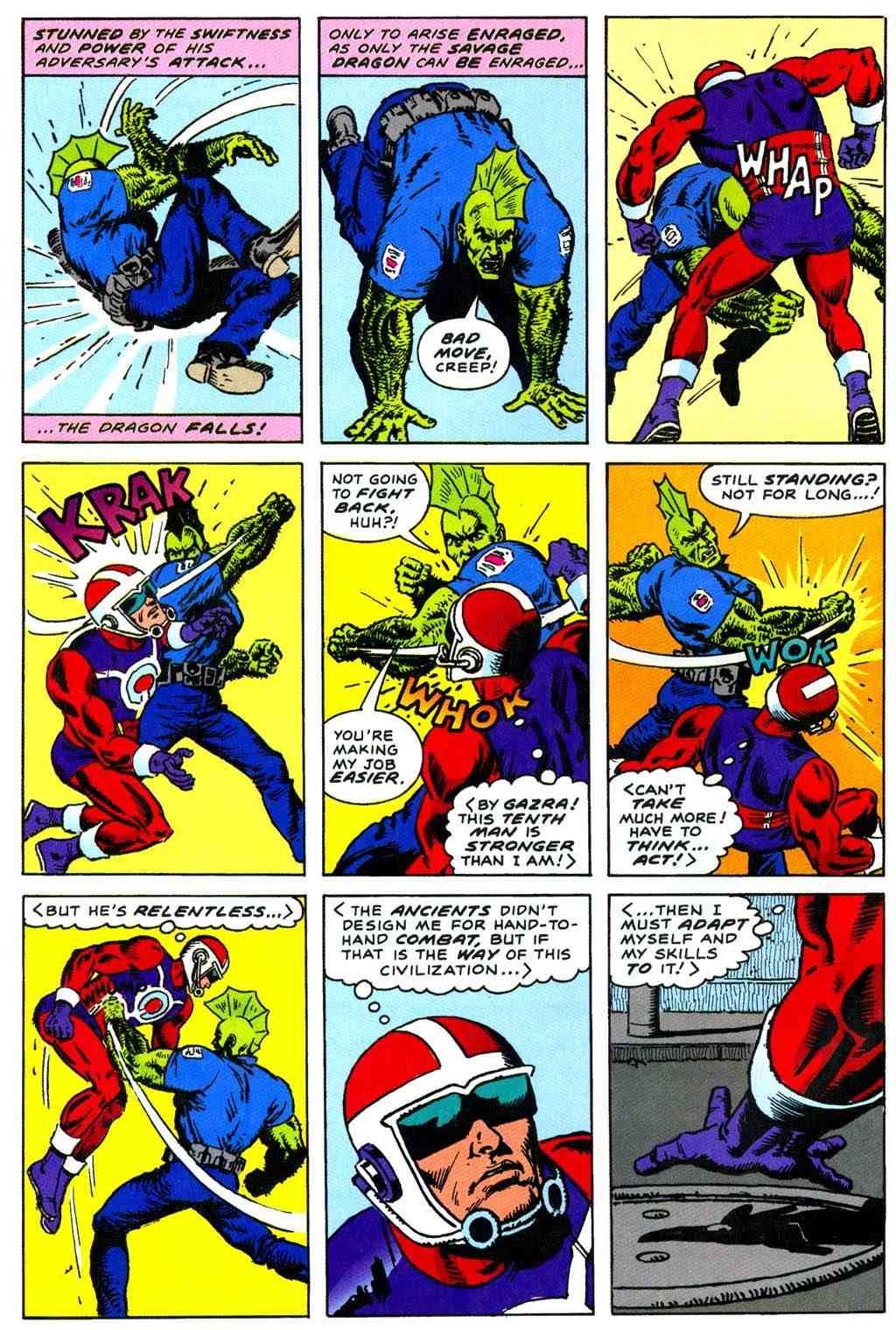 Read online Bombast comic -  Issue # Full - 16