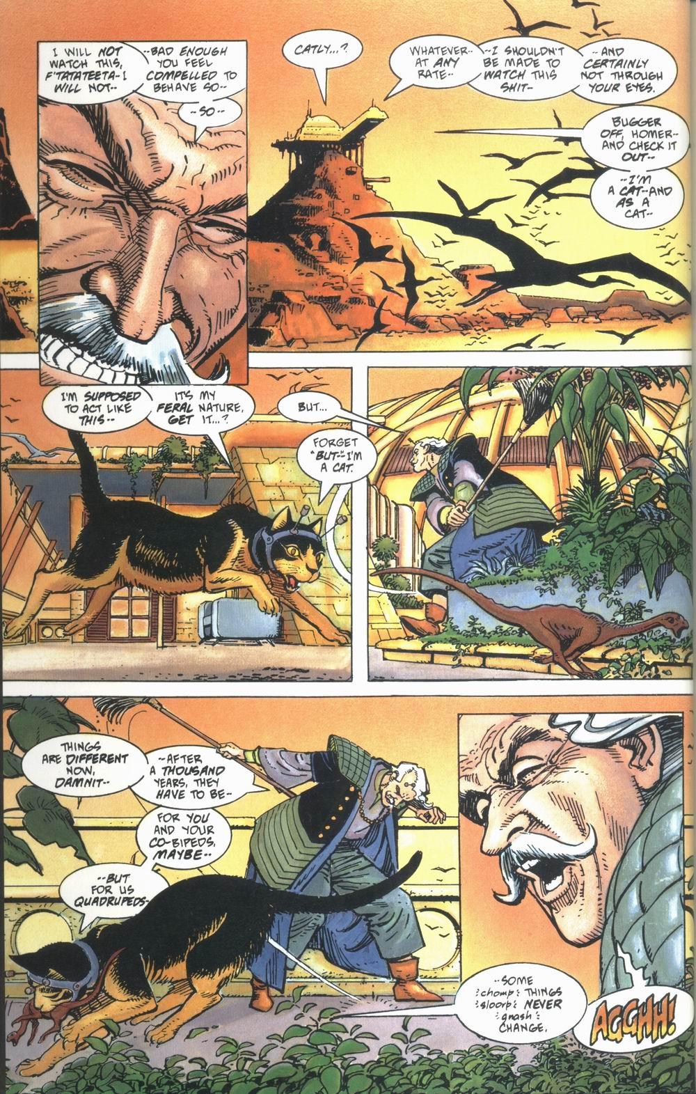 Read online Twilight comic -  Issue #3 - 4