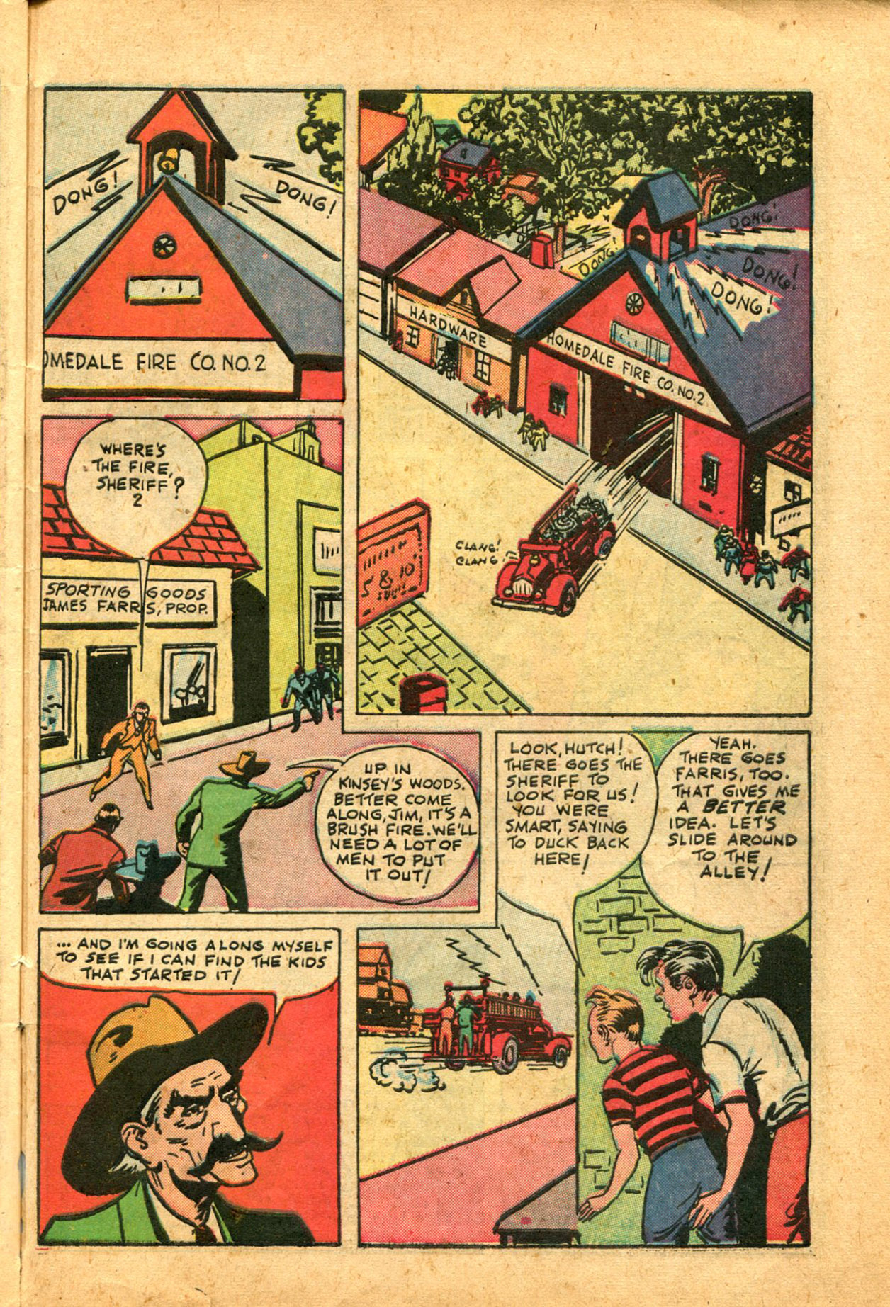 Read online Shadow Comics comic -  Issue #78 - 41