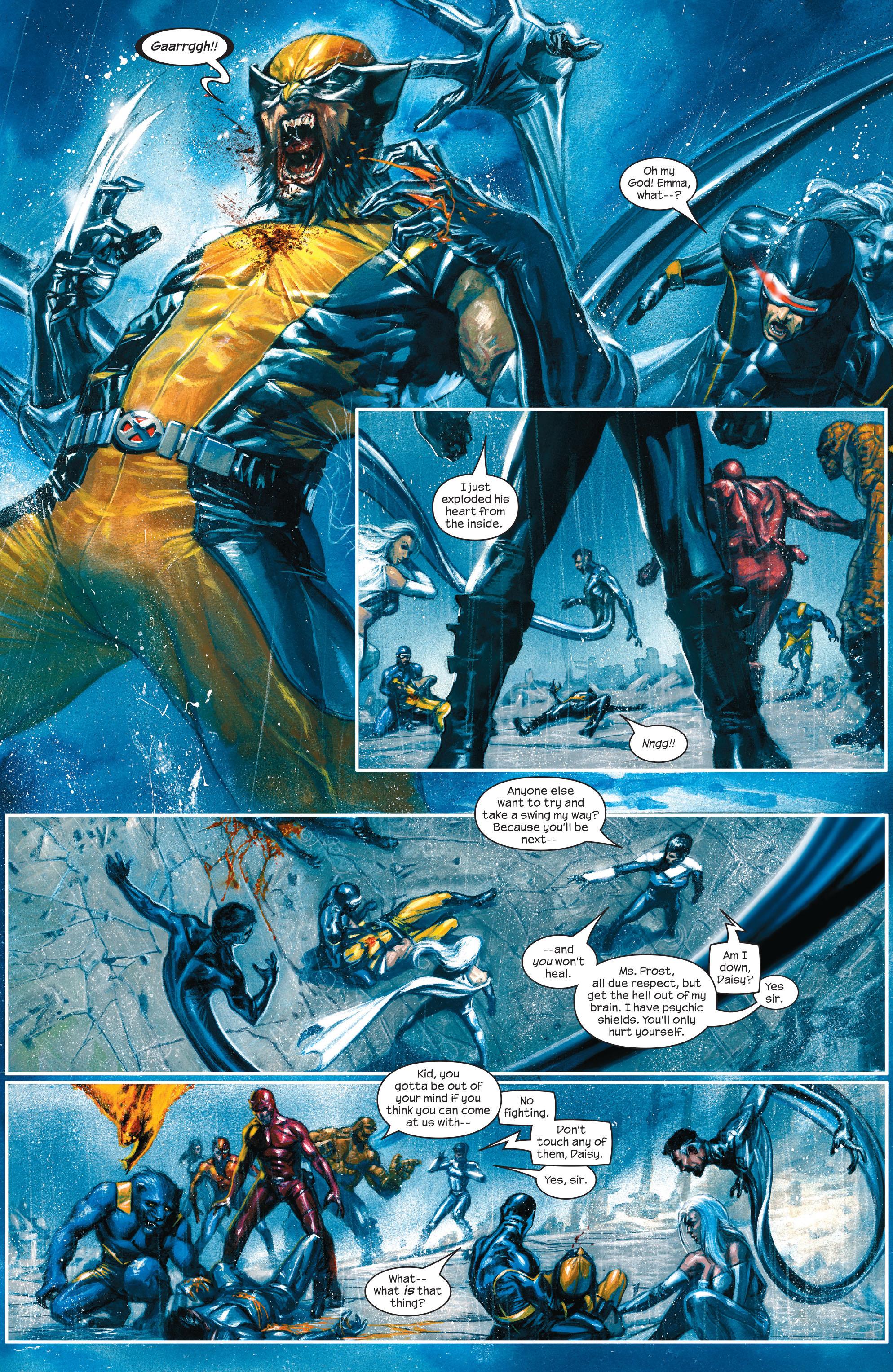 Read online Secret War comic -  Issue # Full - 116