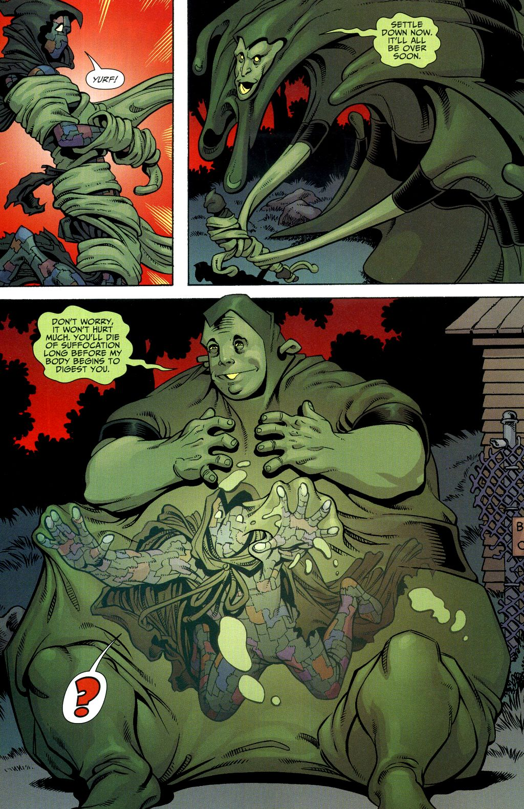Read online Shadowpact comic -  Issue #2 - 8