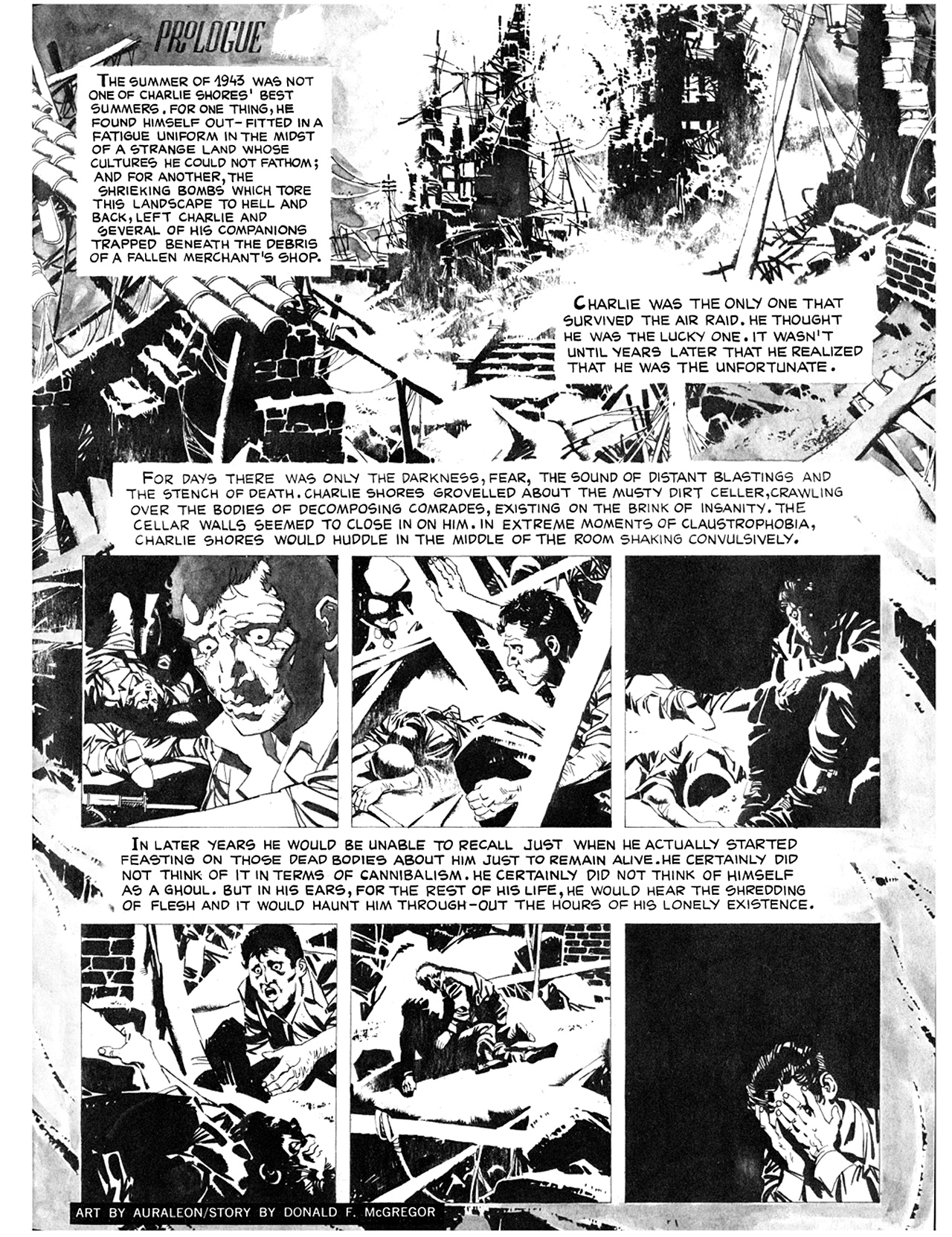Read online Eerie Archives comic -  Issue # TPB 8 - 32