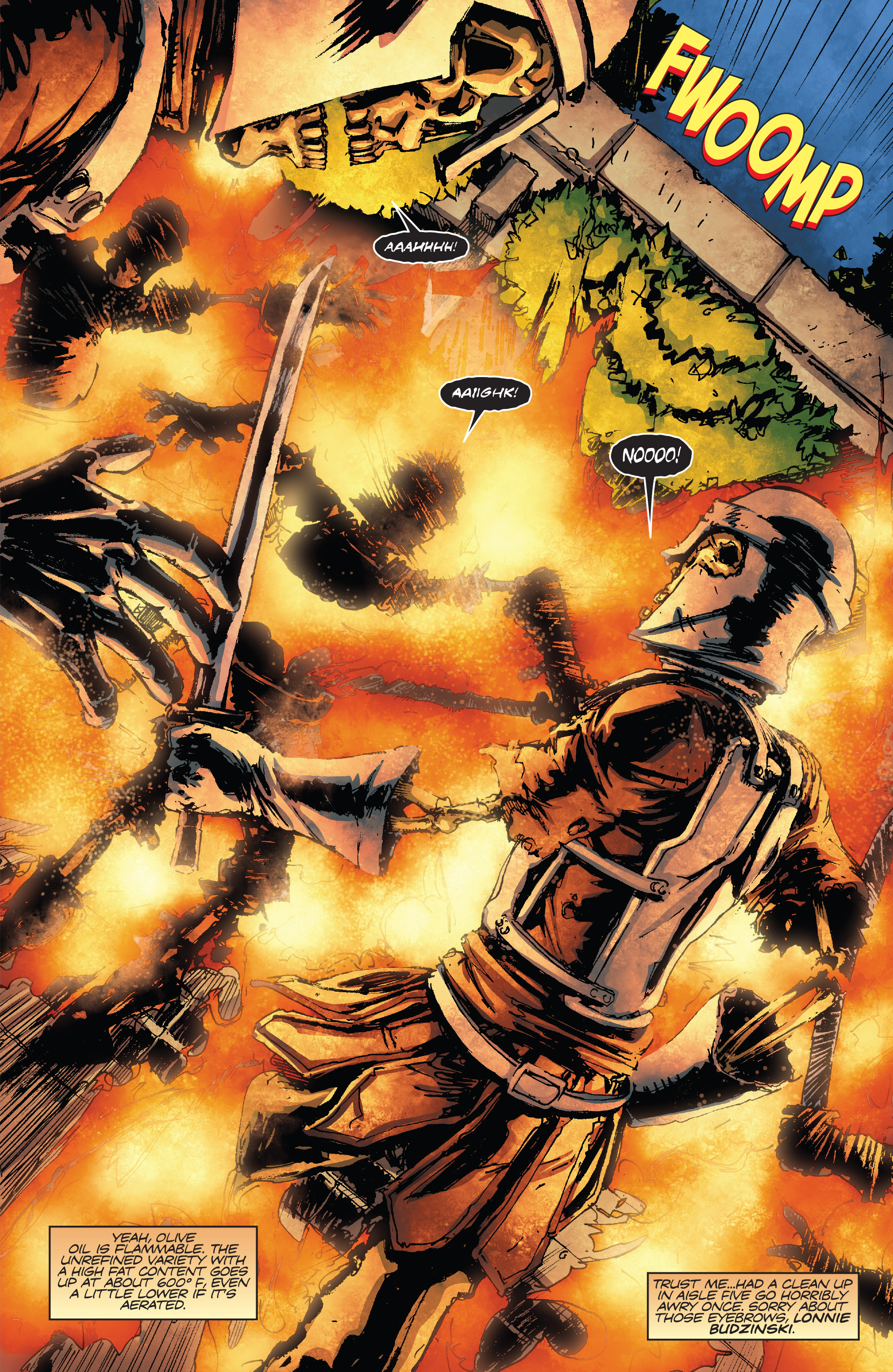 Read online Army of Darkness vs. Hack/Slash comic -  Issue #5 - 19