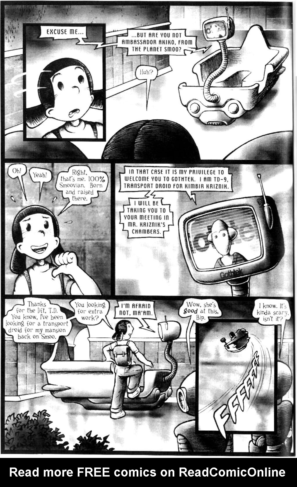 Read online Akiko comic -  Issue #Akiko _TPB 7 - 61