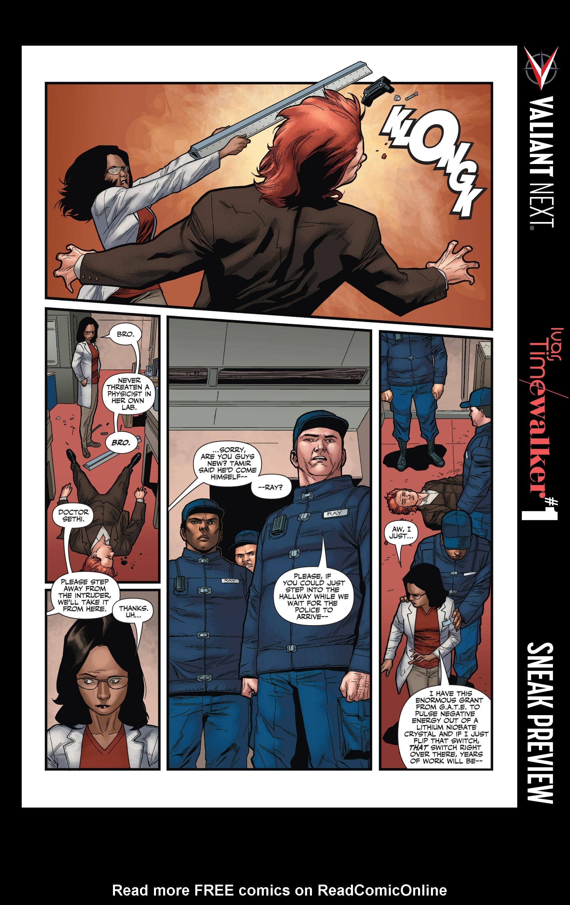 Read online Eternal Warrior: Days of Steel comic -  Issue #2 - 29