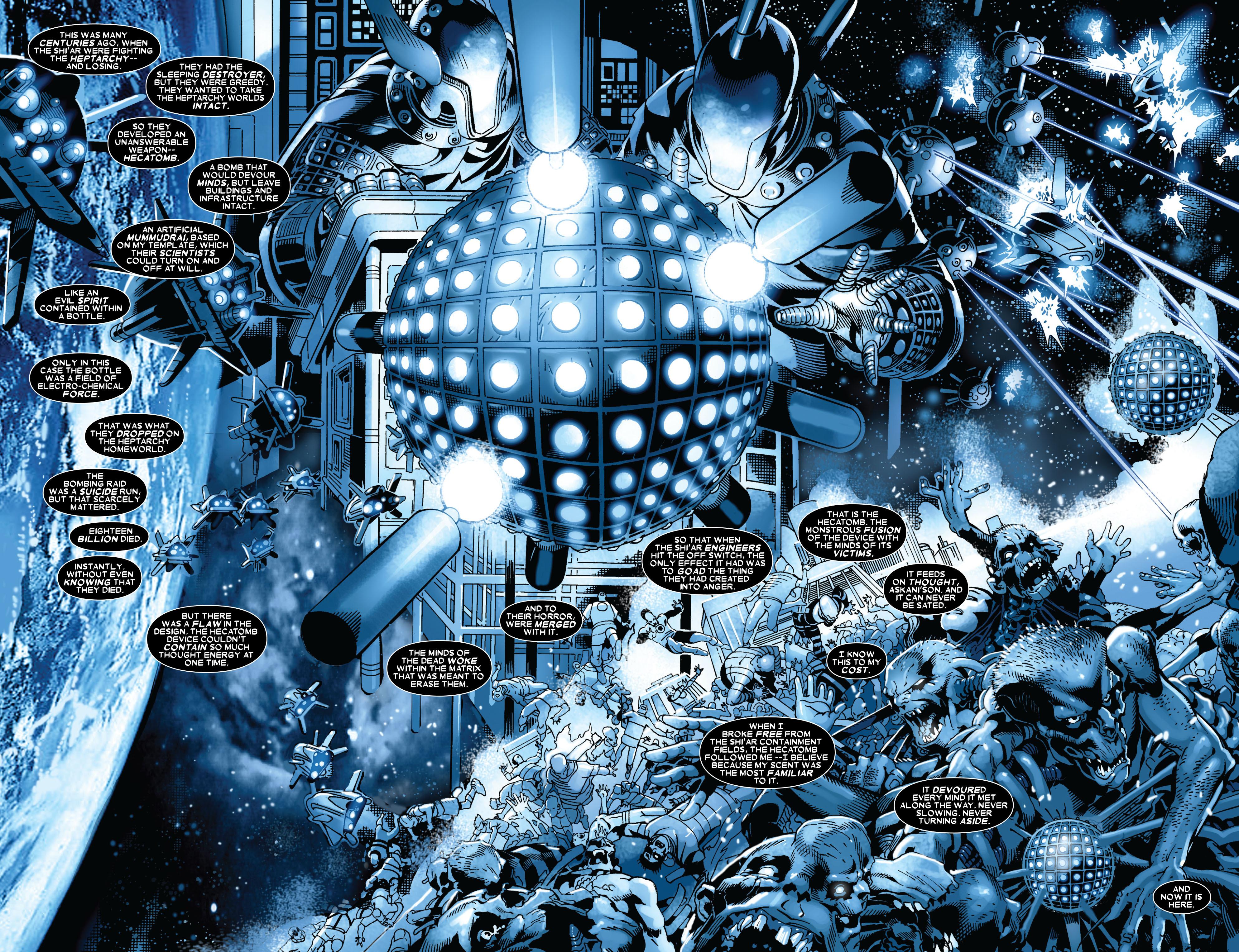 X-Men (1991) 198 Page 17